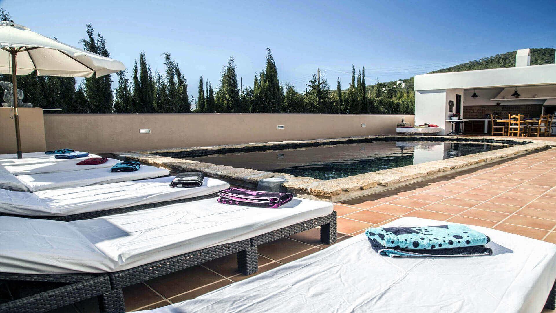 Villa Andrea Ibiza 5 KM4 Near Ibiza Town
