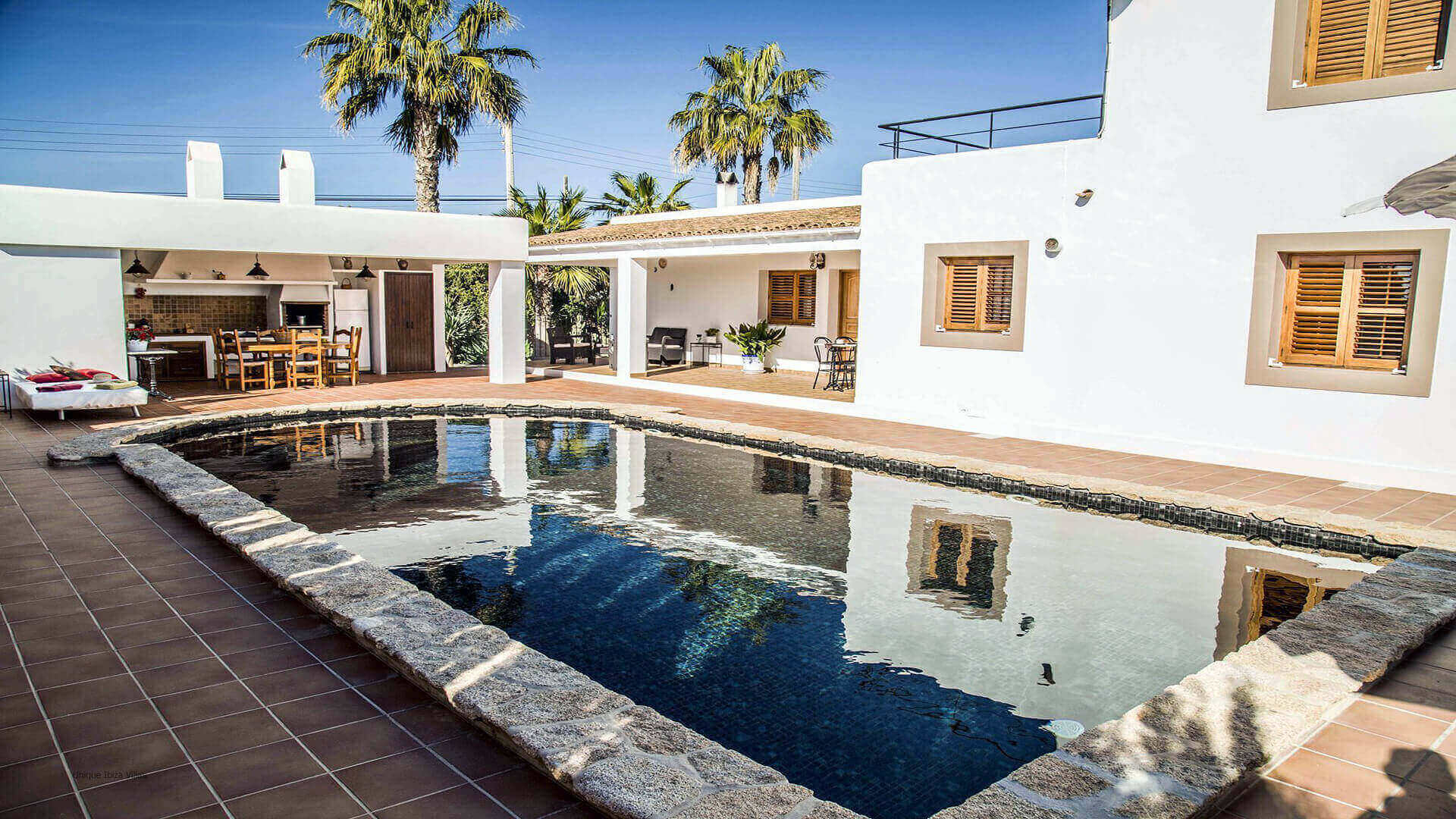 Villa Andrea Ibiza 8 KM4 Near Ibiza Town