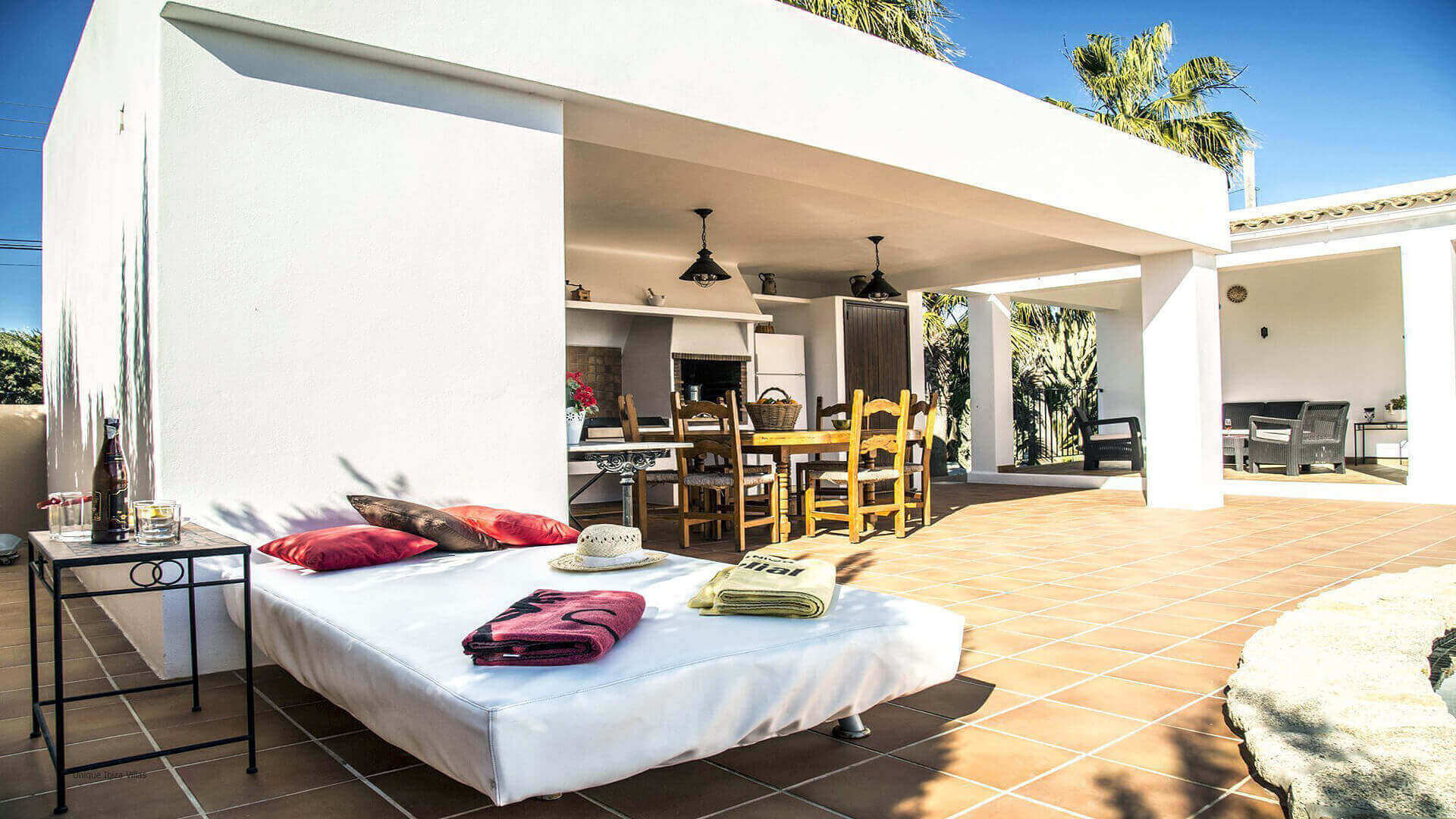 Villa Andrea Ibiza 16 KM4 Near Ibiza Town