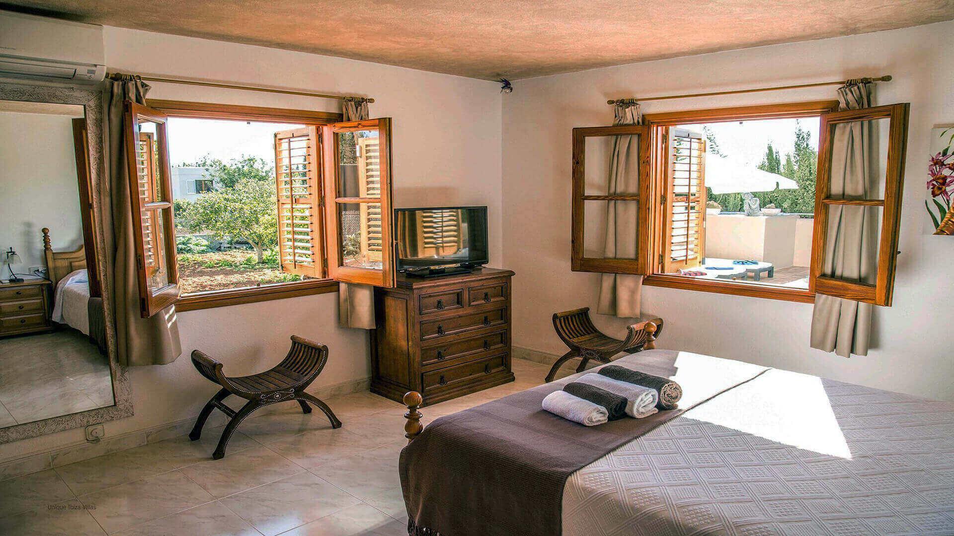 Villa Andrea Ibiza 28 Bedroom 1