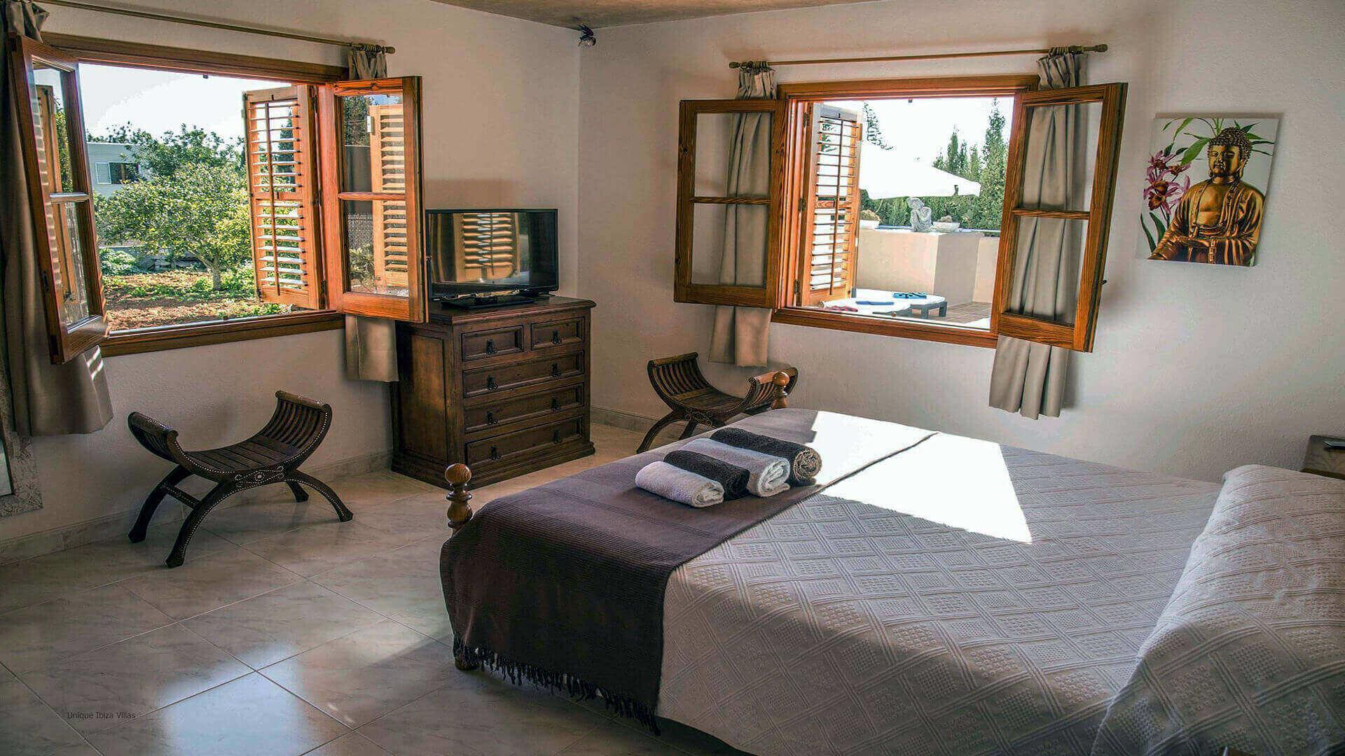Villa Andrea Ibiza 29 Bedroom 1