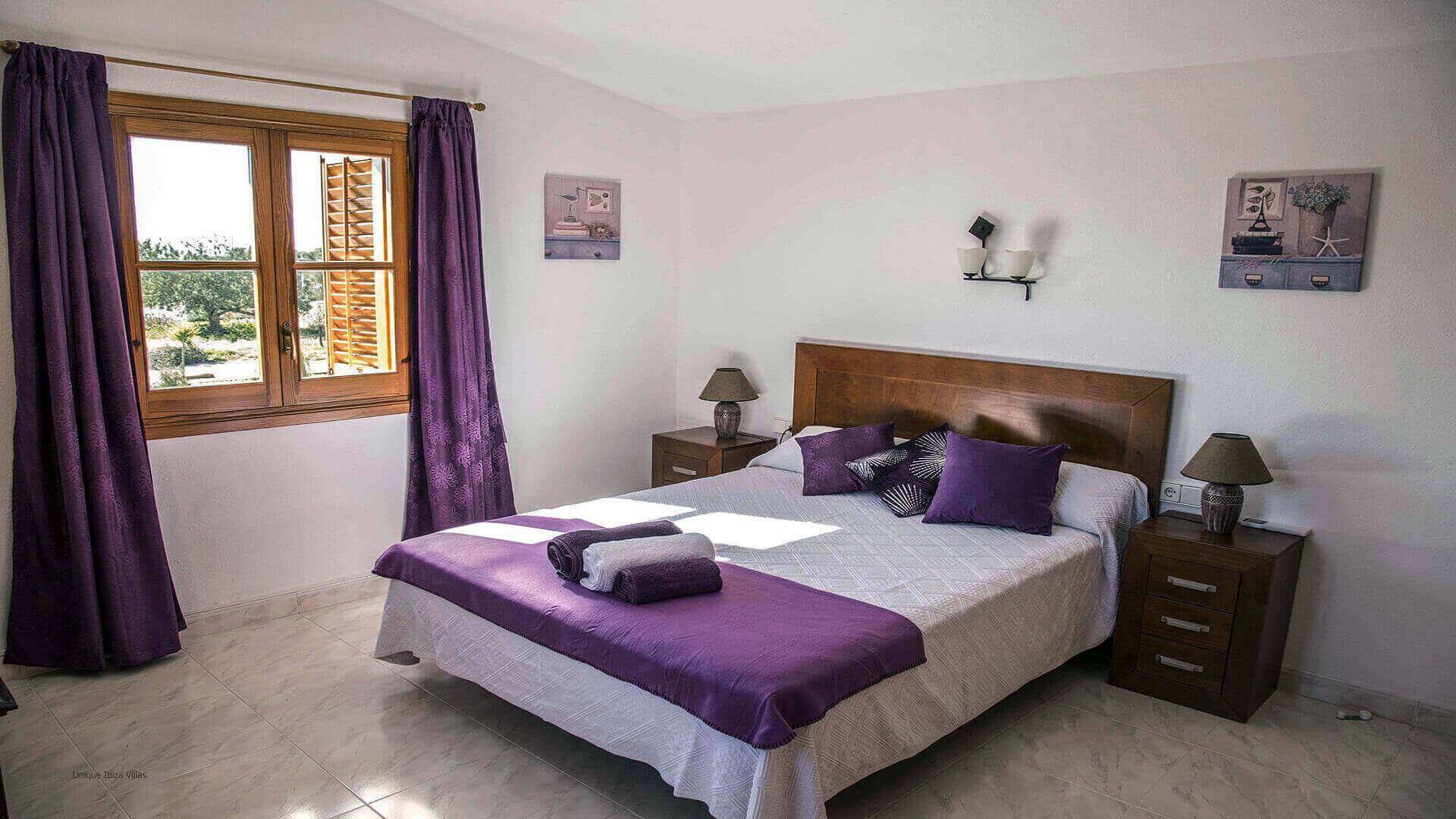 Villa Andrea Ibiza 36 Bedroom 3