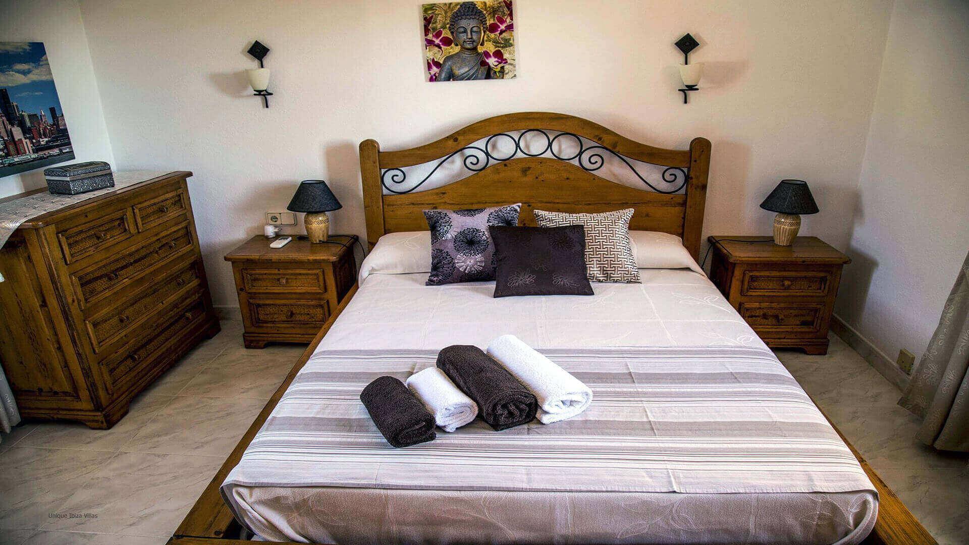 Villa Andrea Ibiza 40 Bedroom 4