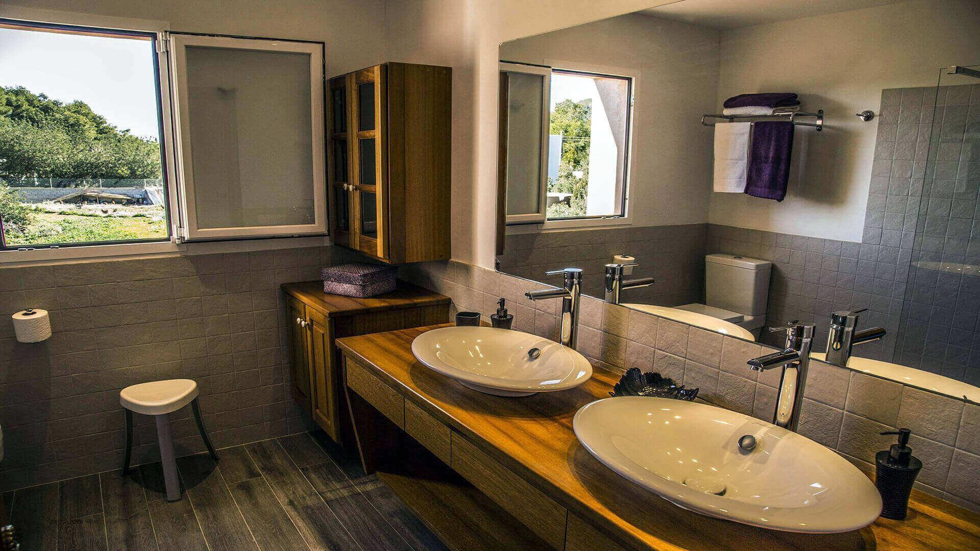Villa Andrea Ibiza 43 Bathroom2