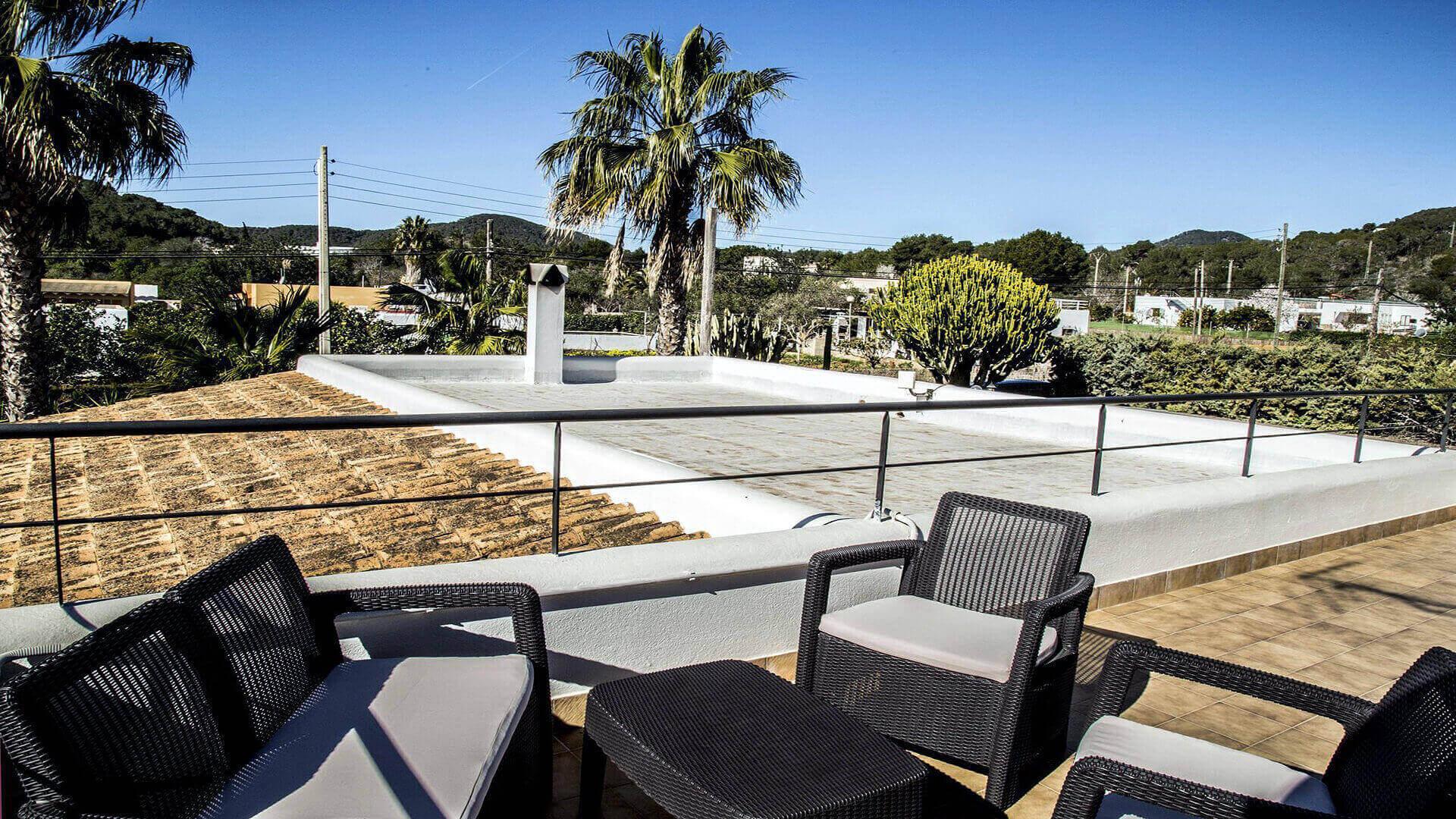 Villa Andrea Ibiza 47 First Floor Terrace