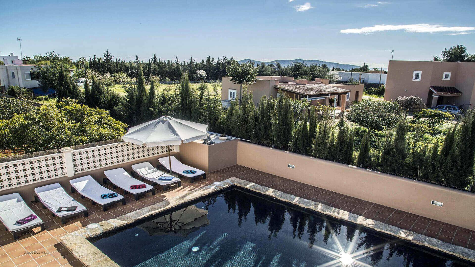 Villa Andrea Ibiza 48 First Floor Terrace