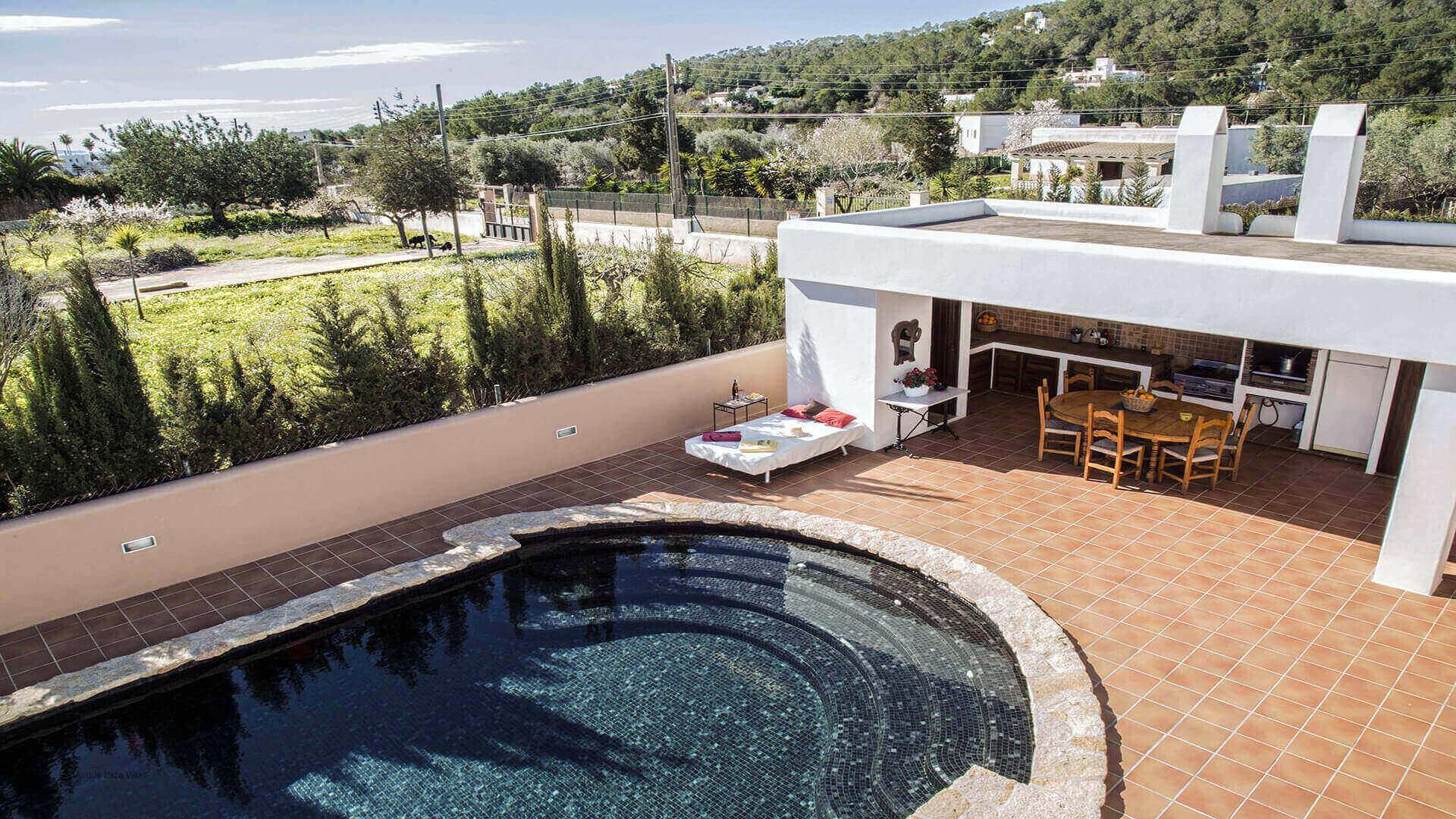 Villa Andrea Ibiza 49 First Floor Terrace