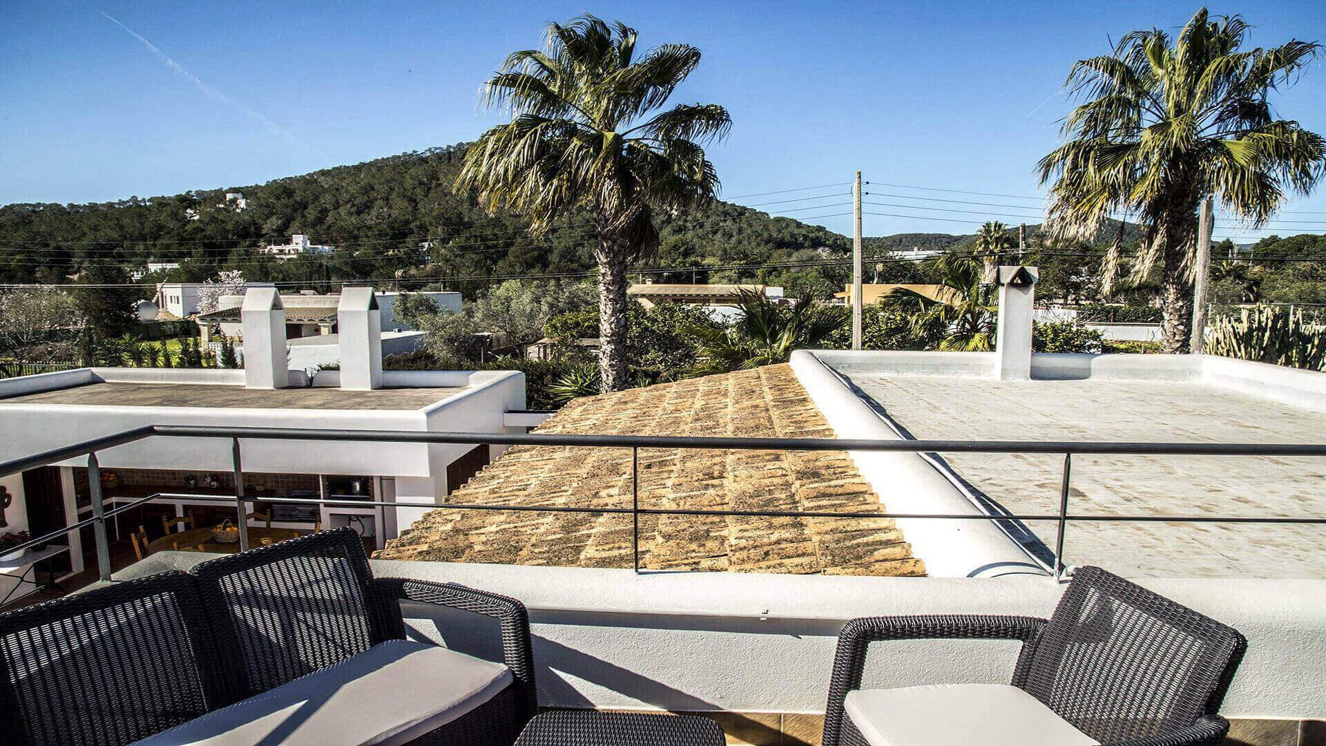 Villa Andrea Ibiza 50 First Floor Terrace