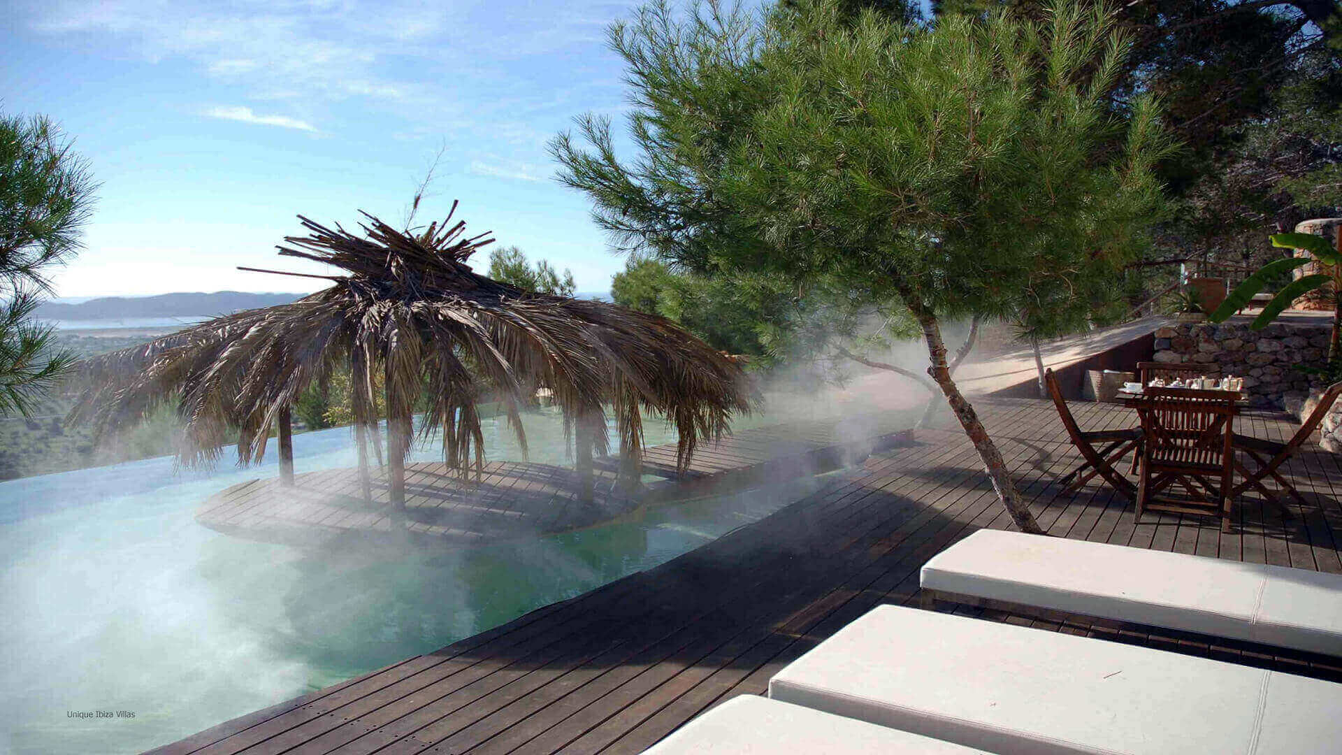 Villa Roca Ibiza 2 Luxury Catered Villa