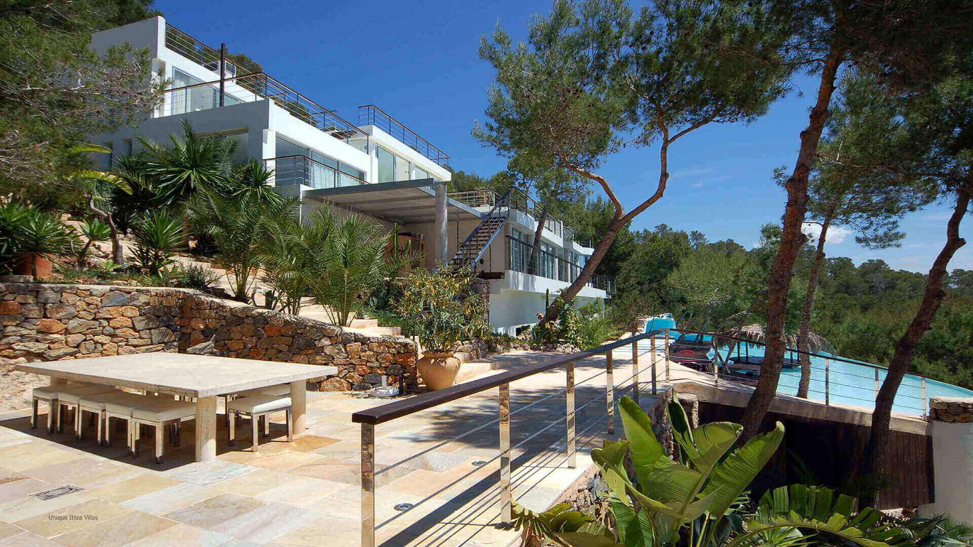 Villa Roca Ibiza 7 Luxury Catered Villa