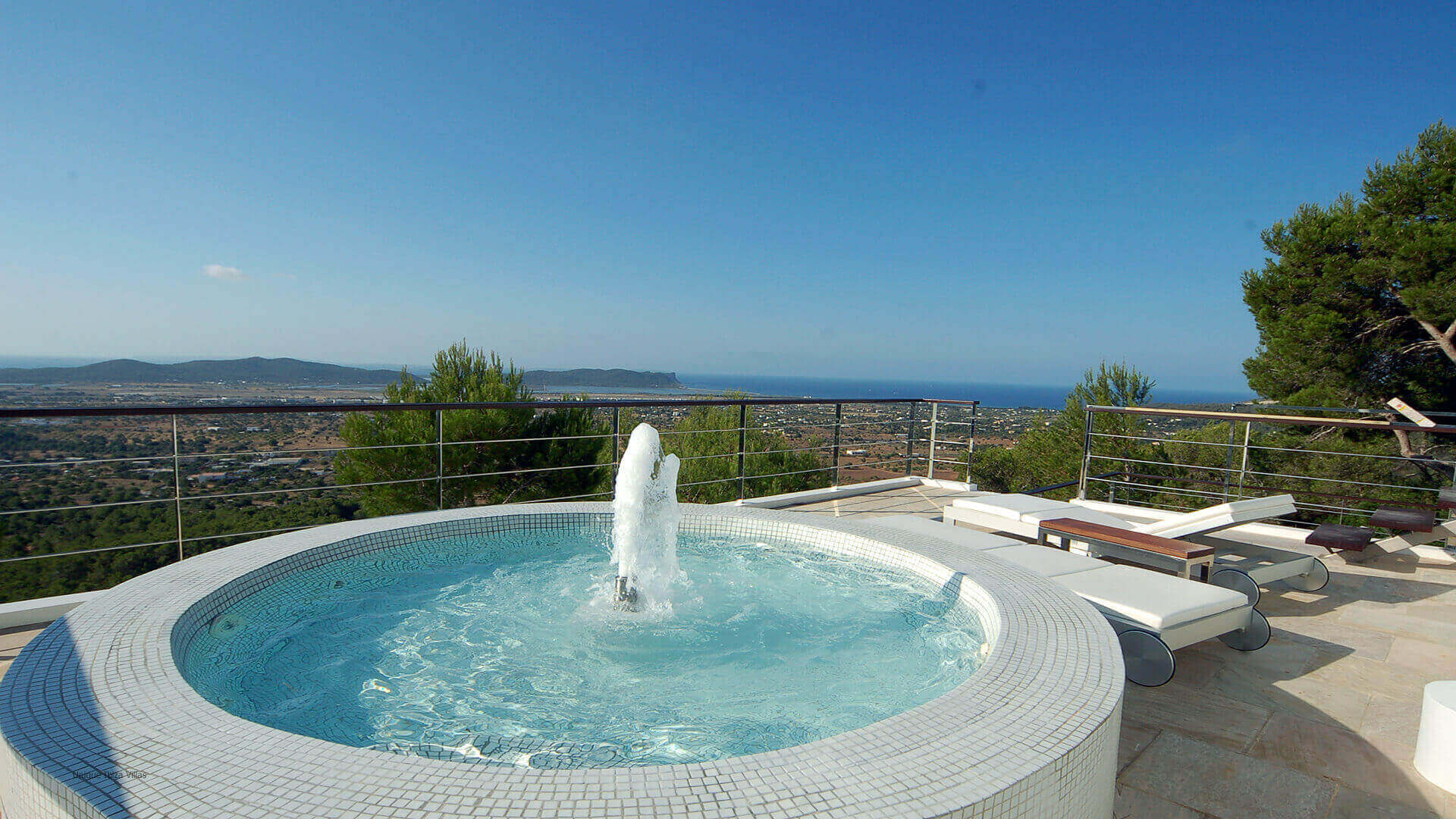 Villa Roca Ibiza 8 Luxury Catered Villa