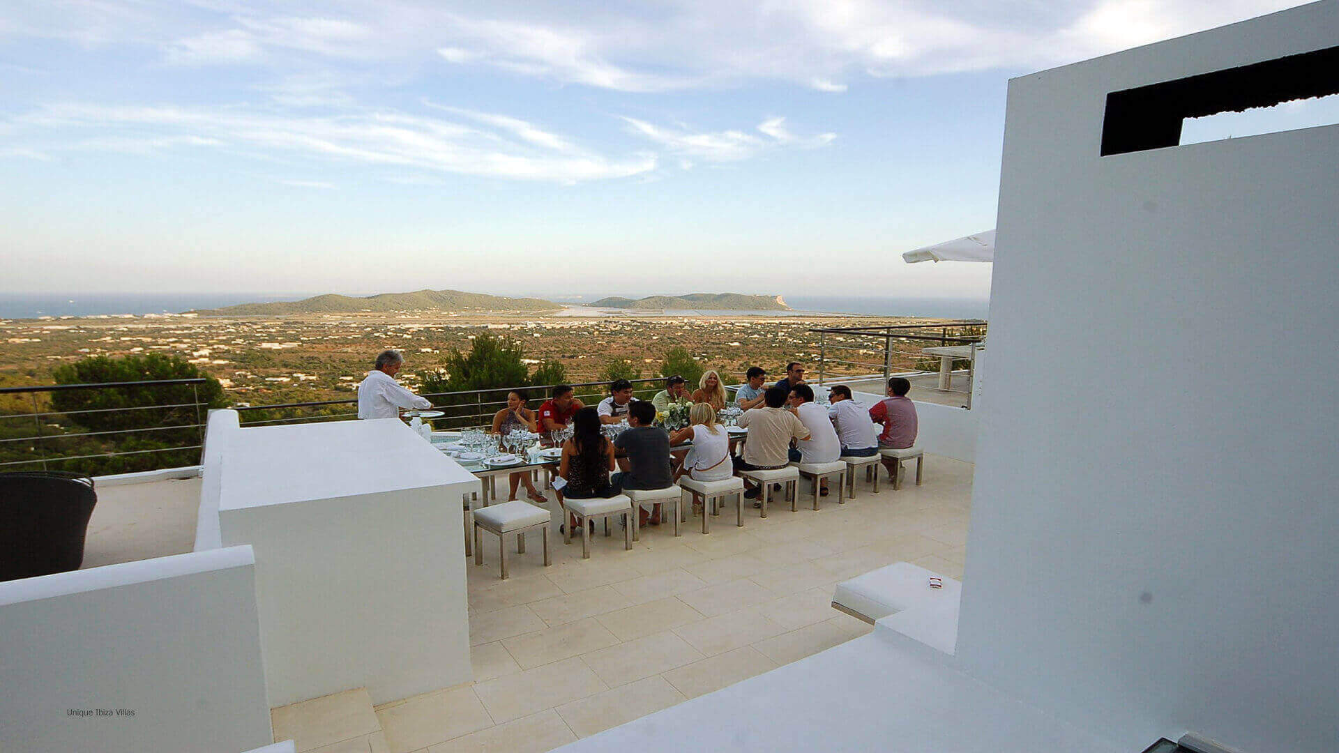 Villa Roca Ibiza 12 Luxury Catered Villa
