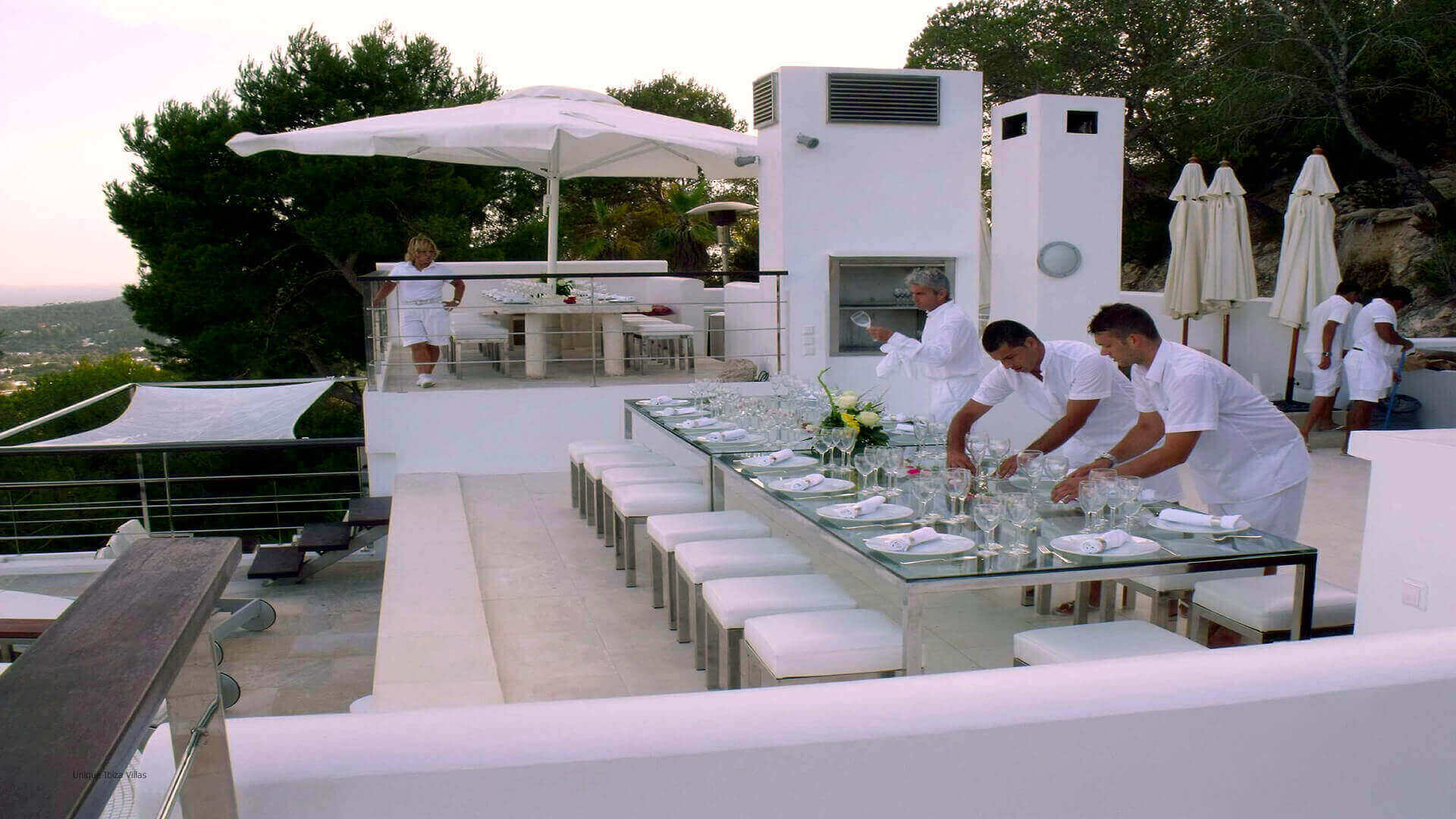 Villa Roca Ibiza 13 Luxury Catered Villa