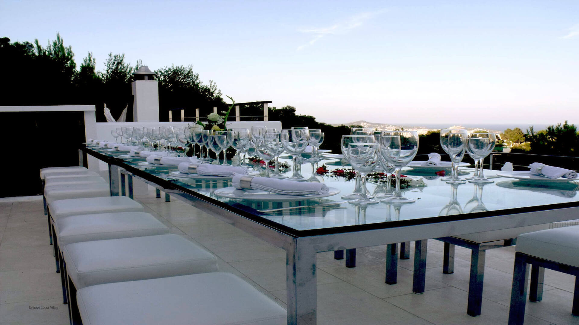 Villa Roca Ibiza 14 Luxury Catered Villa
