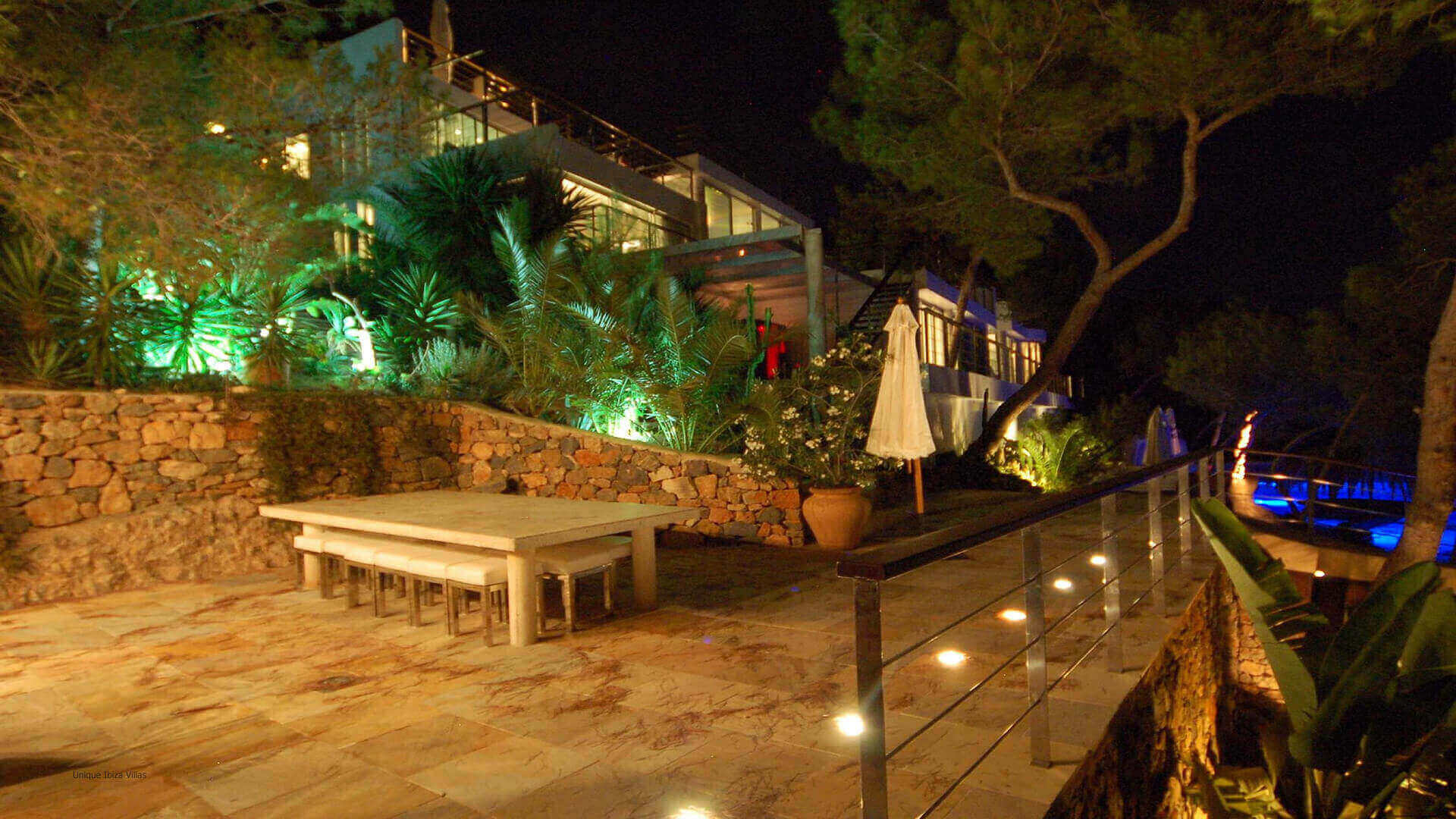Villa Roca Ibiza 24 Luxury Catered Villa