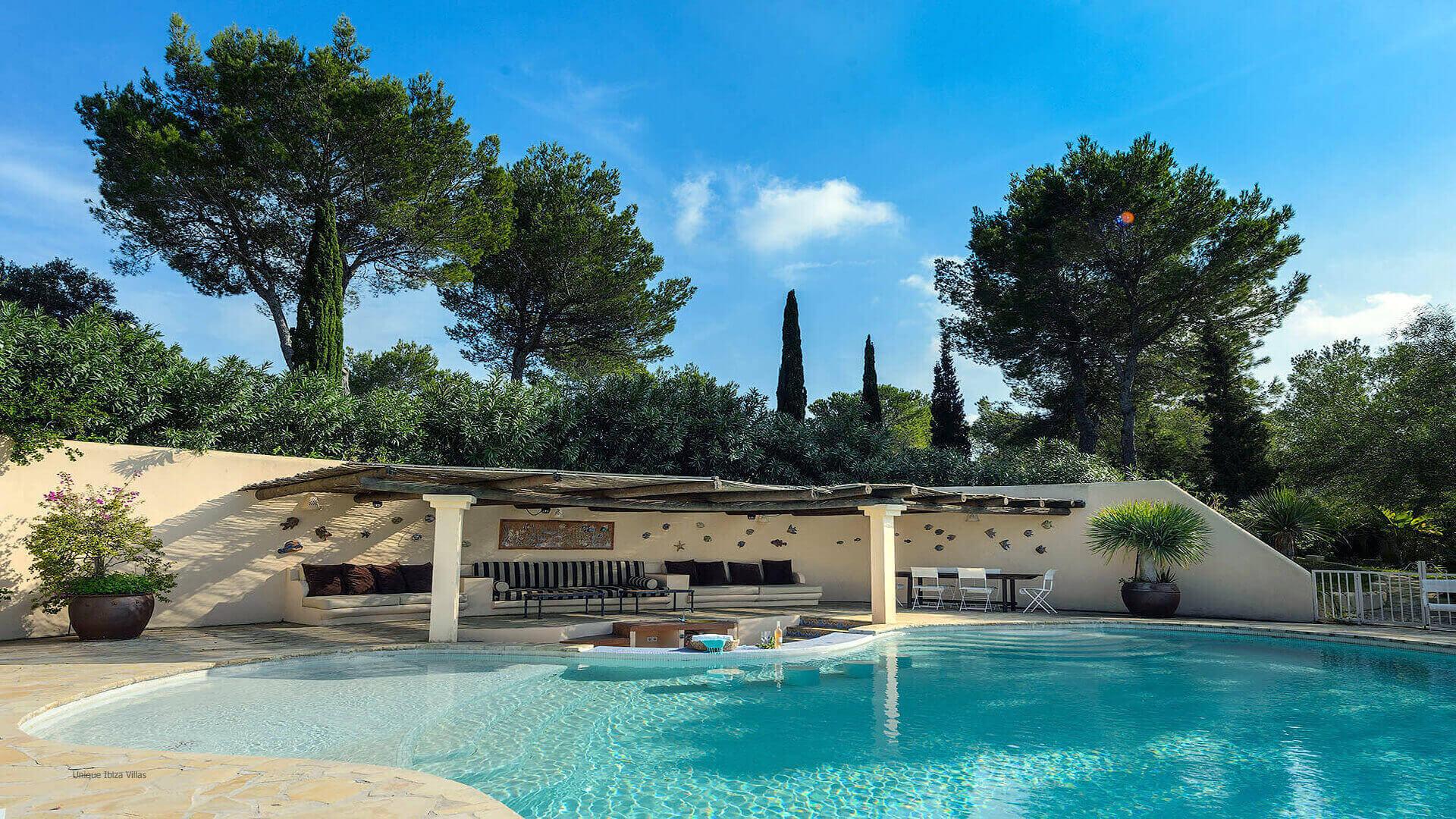 Villa Sa Boca Ibiza 5 Near Cala Bassa