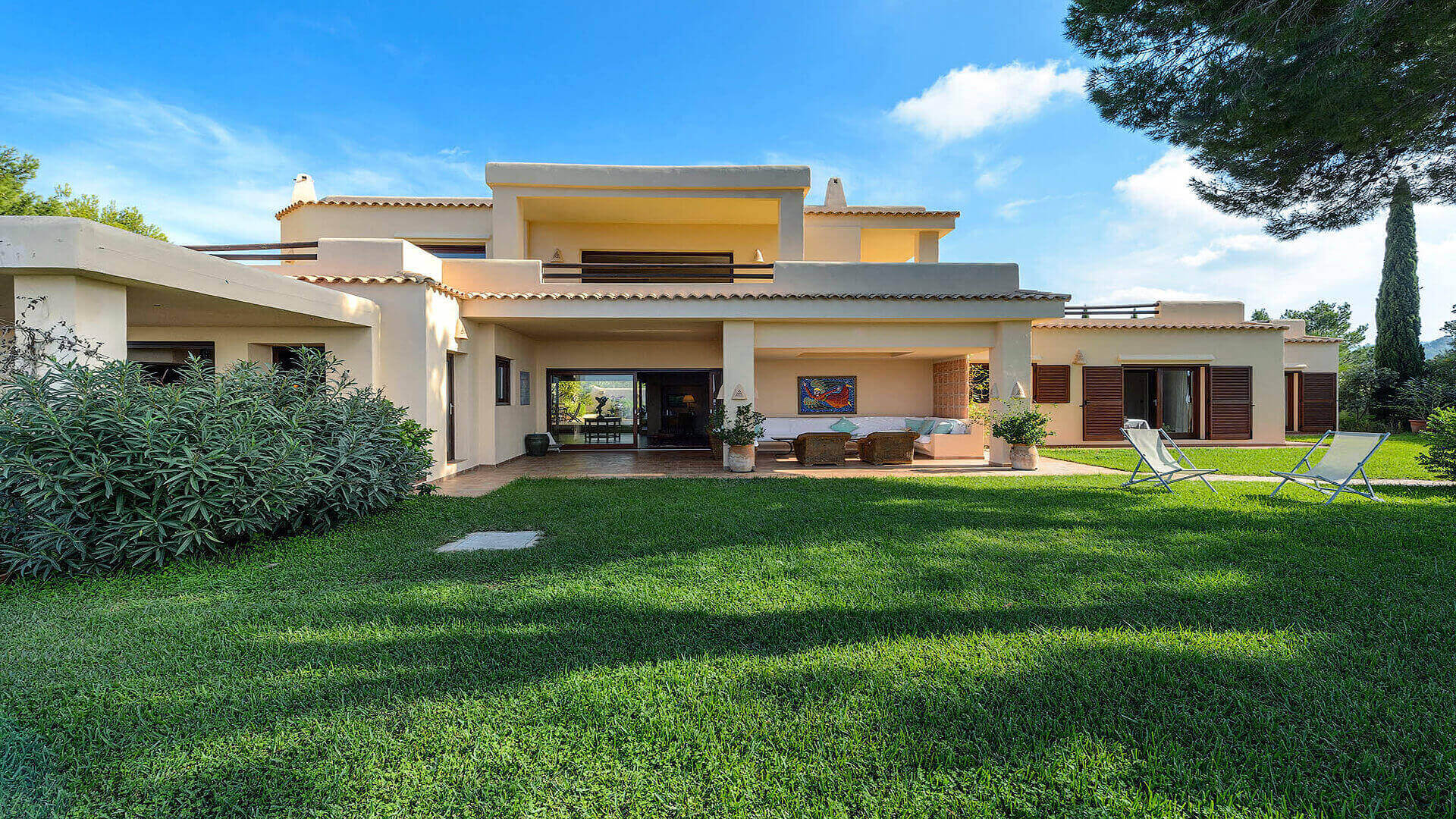 Villa Sa Boca Ibiza 6 Near Cala Bassa