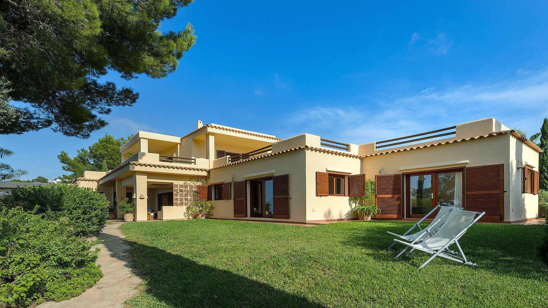 Villa Sa Boca Ibiza 7 Near Cala Bassa