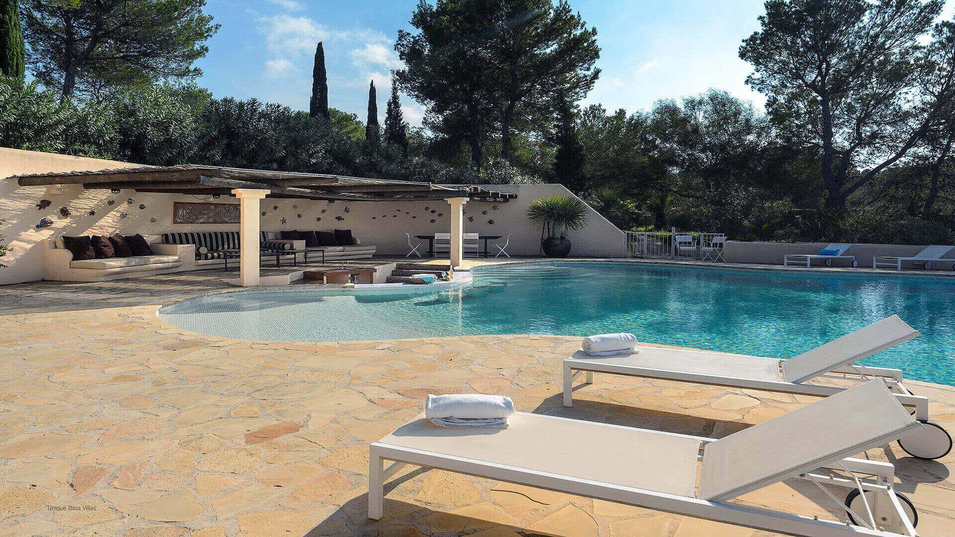 Villa Sa Boca Ibiza 8 Near Cala Bassa