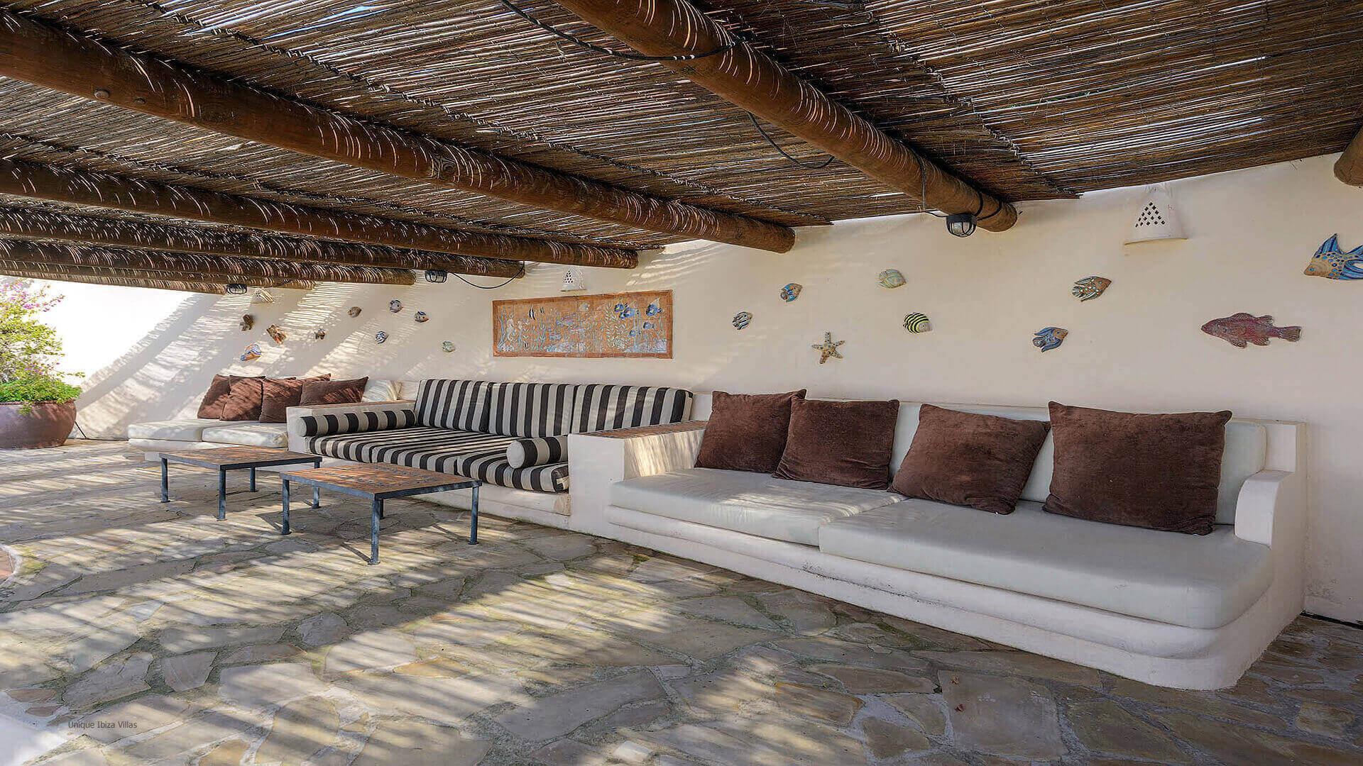 Villa Sa Boca Ibiza 9 Near Cala Bassa
