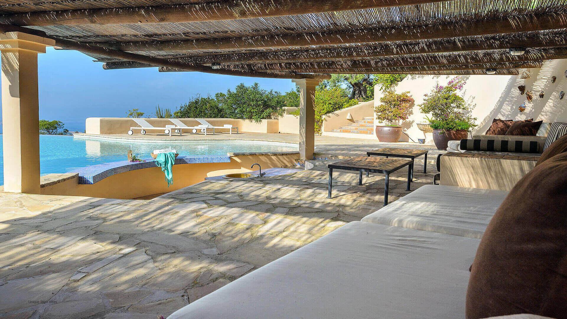 Villa Sa Boca Ibiza 10 Near Cala Bassa