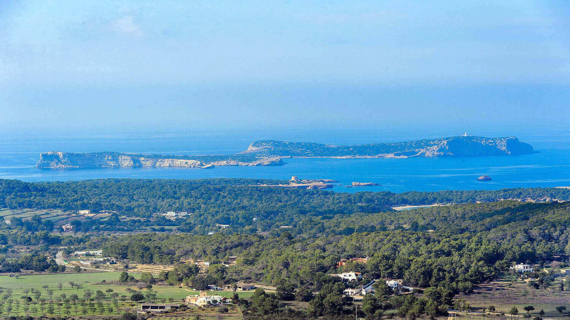 Villa Sa Boca Ibiza 12 Near Cala Bassa