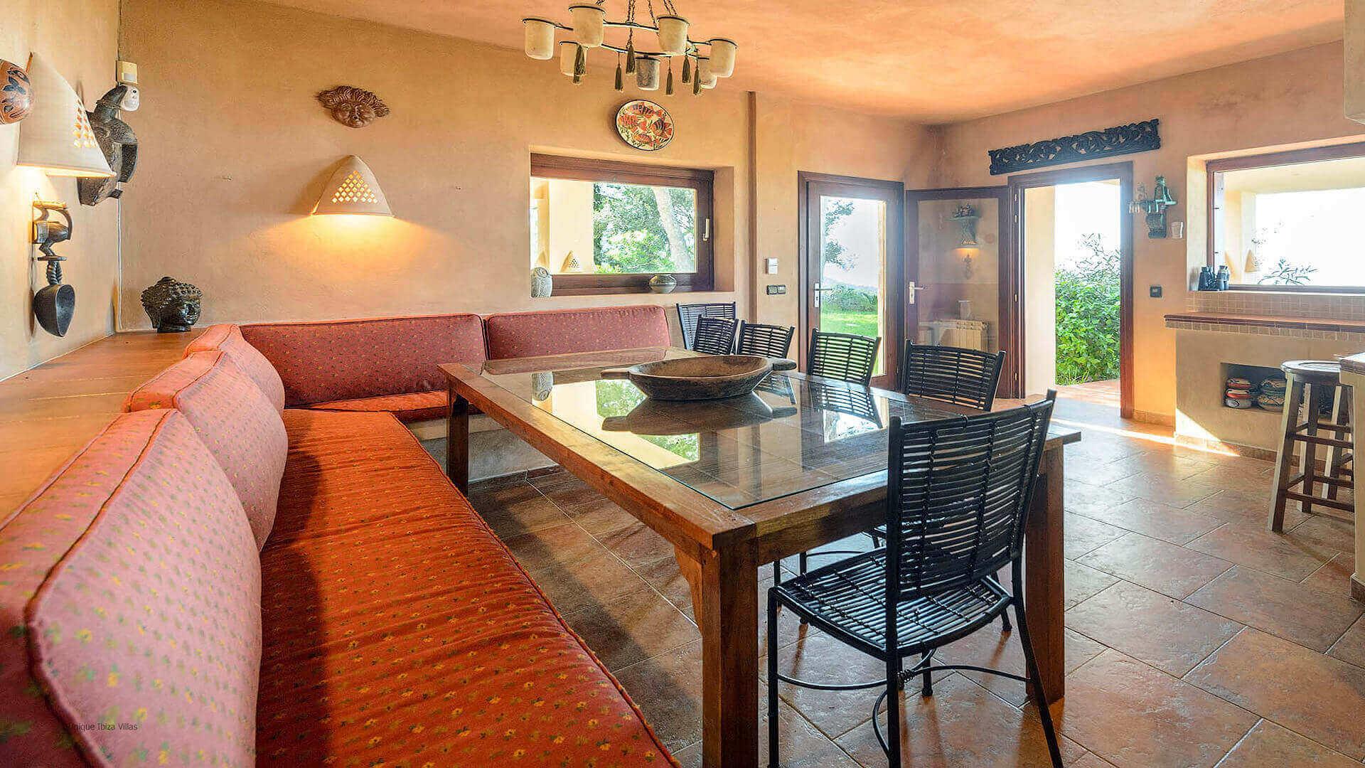 Villa Sa Boca Ibiza 19 Near Cala Bassa
