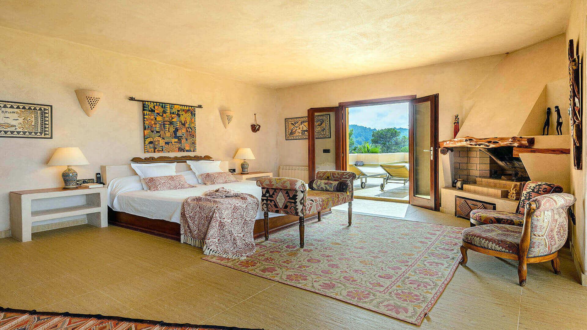 Villa Sa Boca Ibiza 26 Bedroom 1
