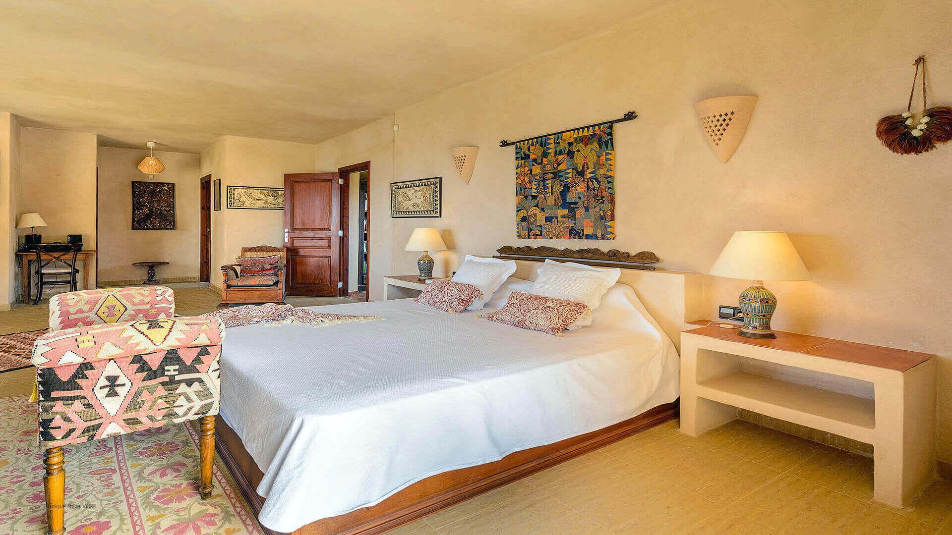 Villa Sa Boca Ibiza 29 Bedroom 1