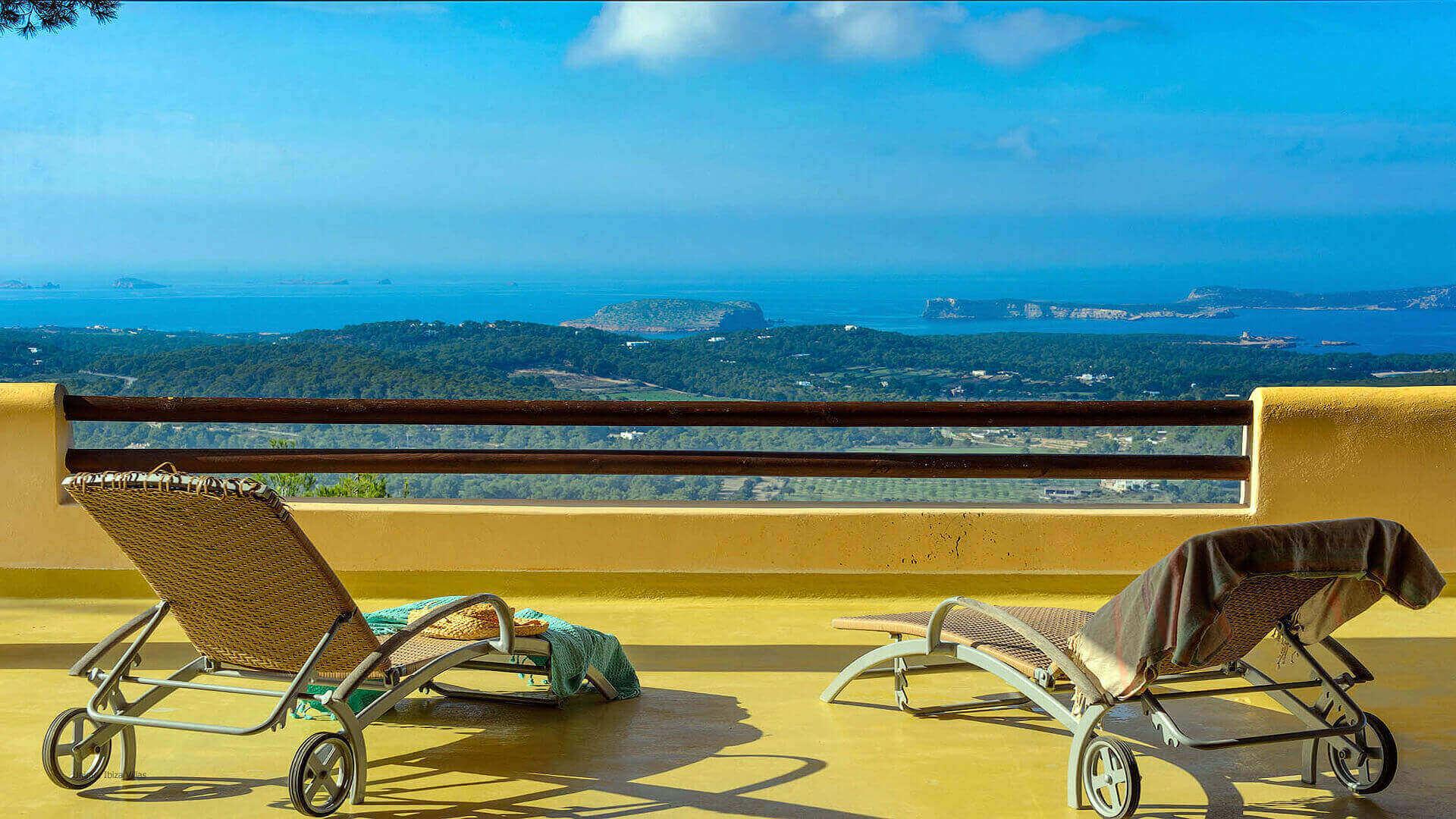 Villa Sa Boca Ibiza 31 Bedroom 1 Terrace
