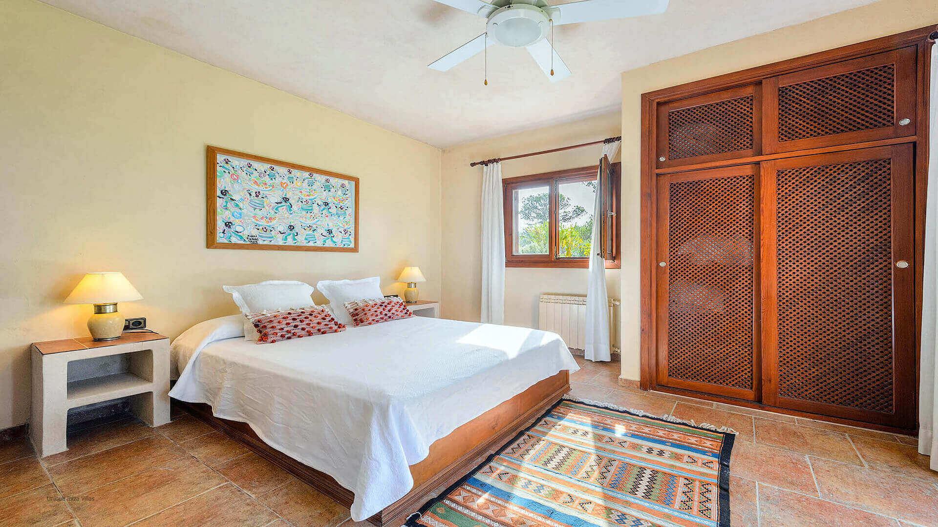Villa Sa Boca Ibiza 38 Bedroom 3