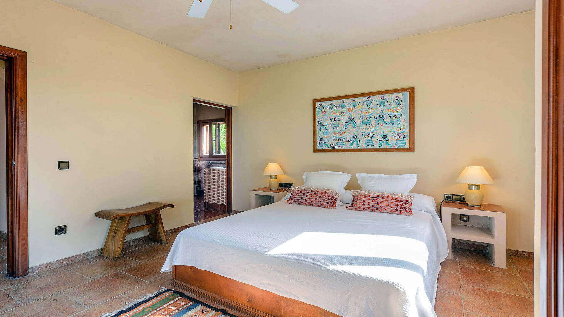 Villa Sa Boca Ibiza 40 Bedroom 3