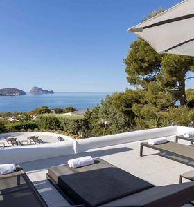 Villa Charlotte Ibiza 1 Cala Codolar