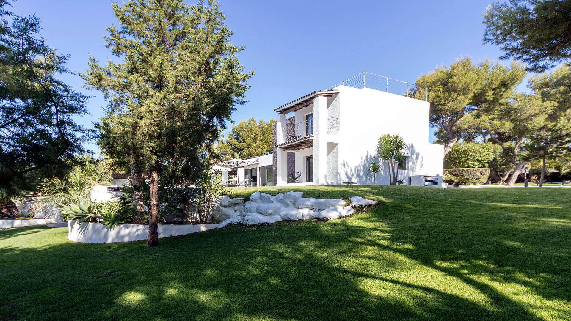 Villa Charlotte Ibiza 15 Cala Codolar