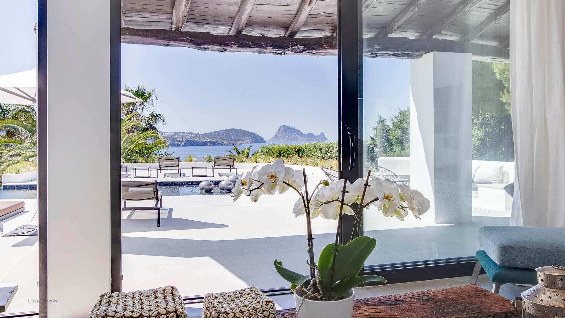 Villa Charlotte Ibiza 25 Cala Codolar