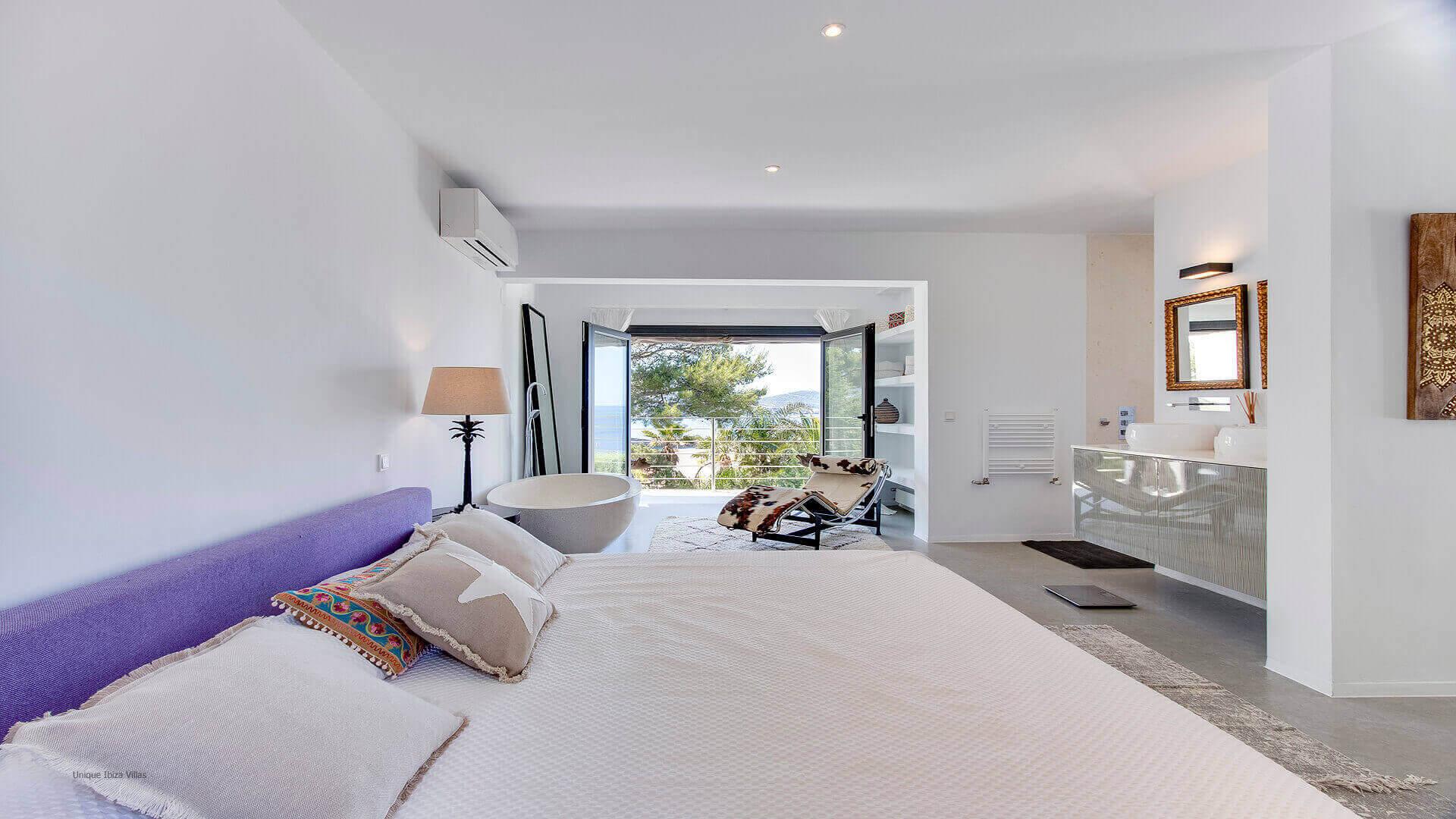 Villa Charlotte Ibiza 26 Bedroom 1
