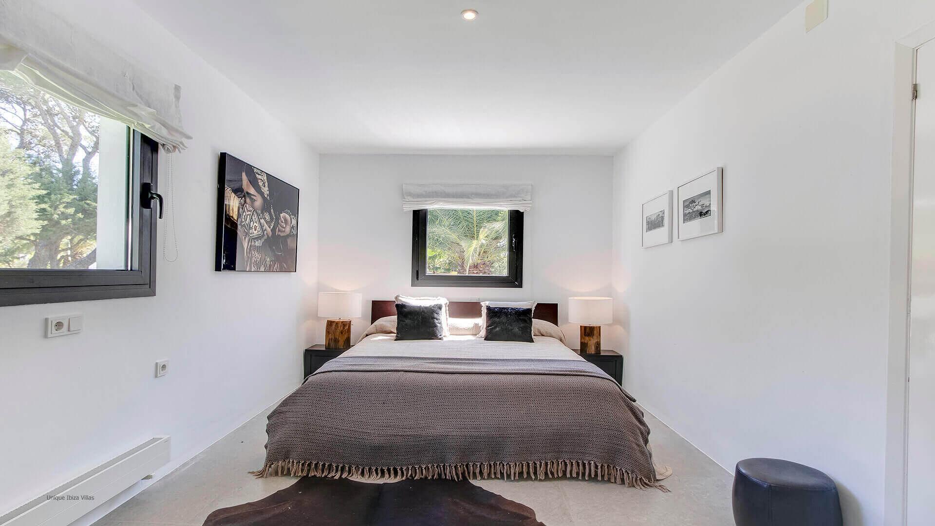 Villa Charlotte Ibiza 32 Bedroom 3
