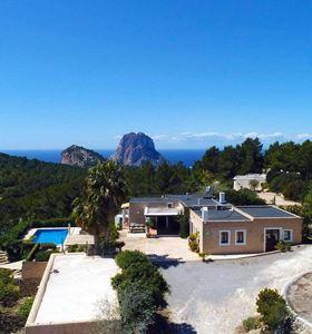Villa Romero I Ibiza 1 Near Es Cubells