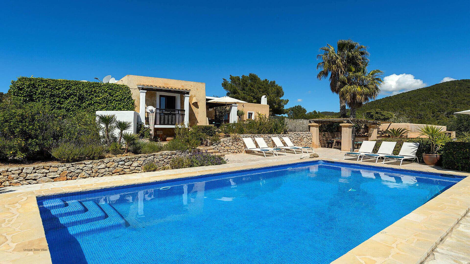 Villa Romero I Ibiza 2 Near S Cubells