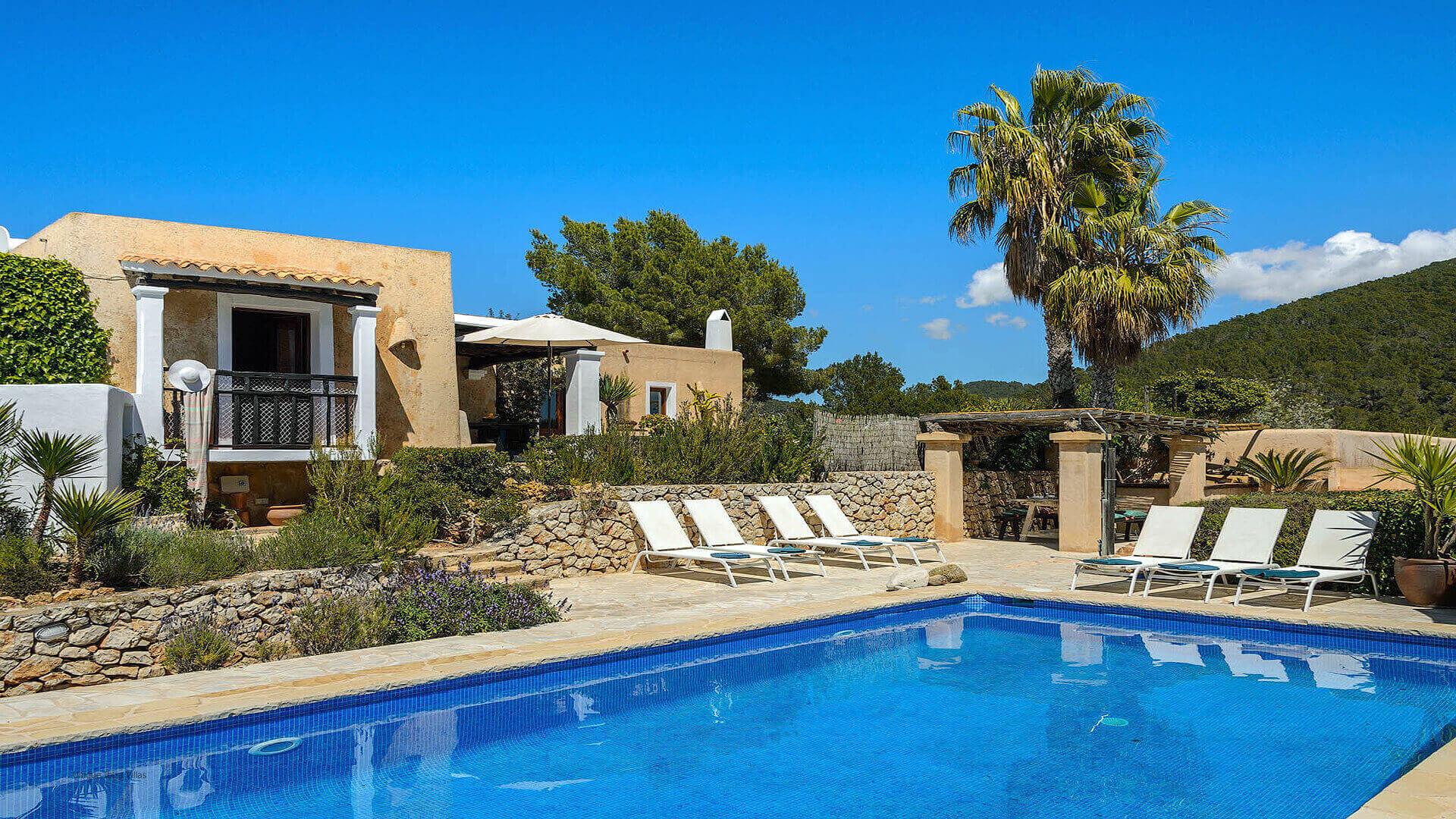 Villa Romero I Ibiza 3 Near Es Cubells