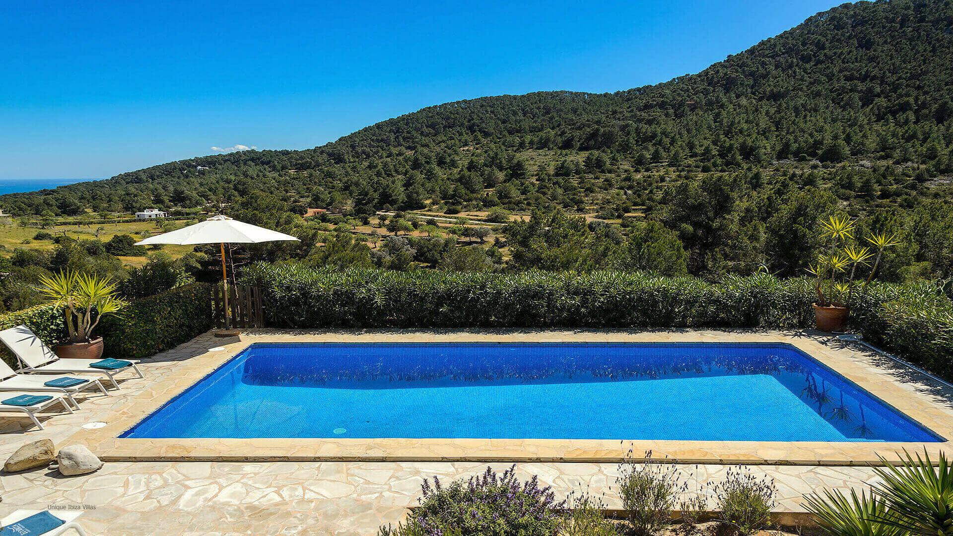 Villa Romero I Ibiza 5 Near Es Cubells