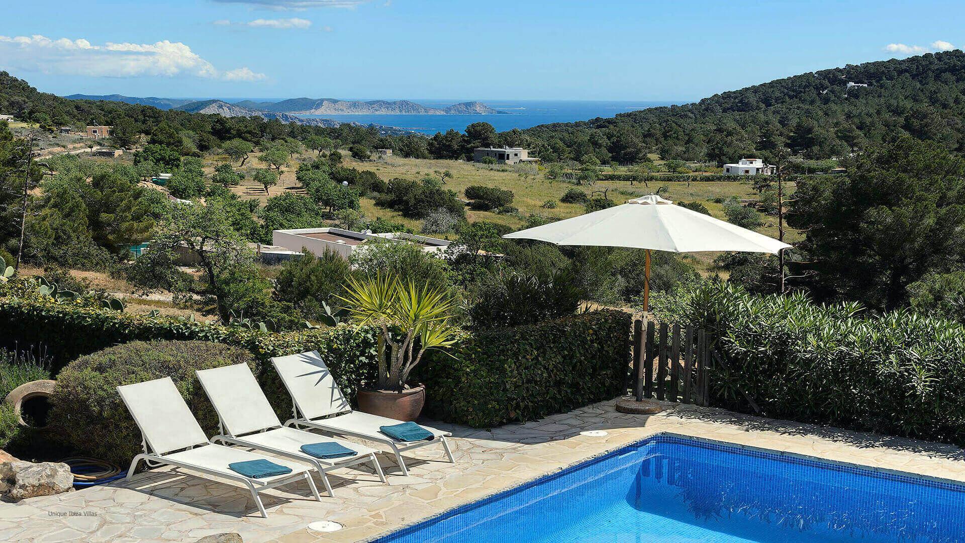 Villa Romero I Ibiza 6 Near Es Cubells
