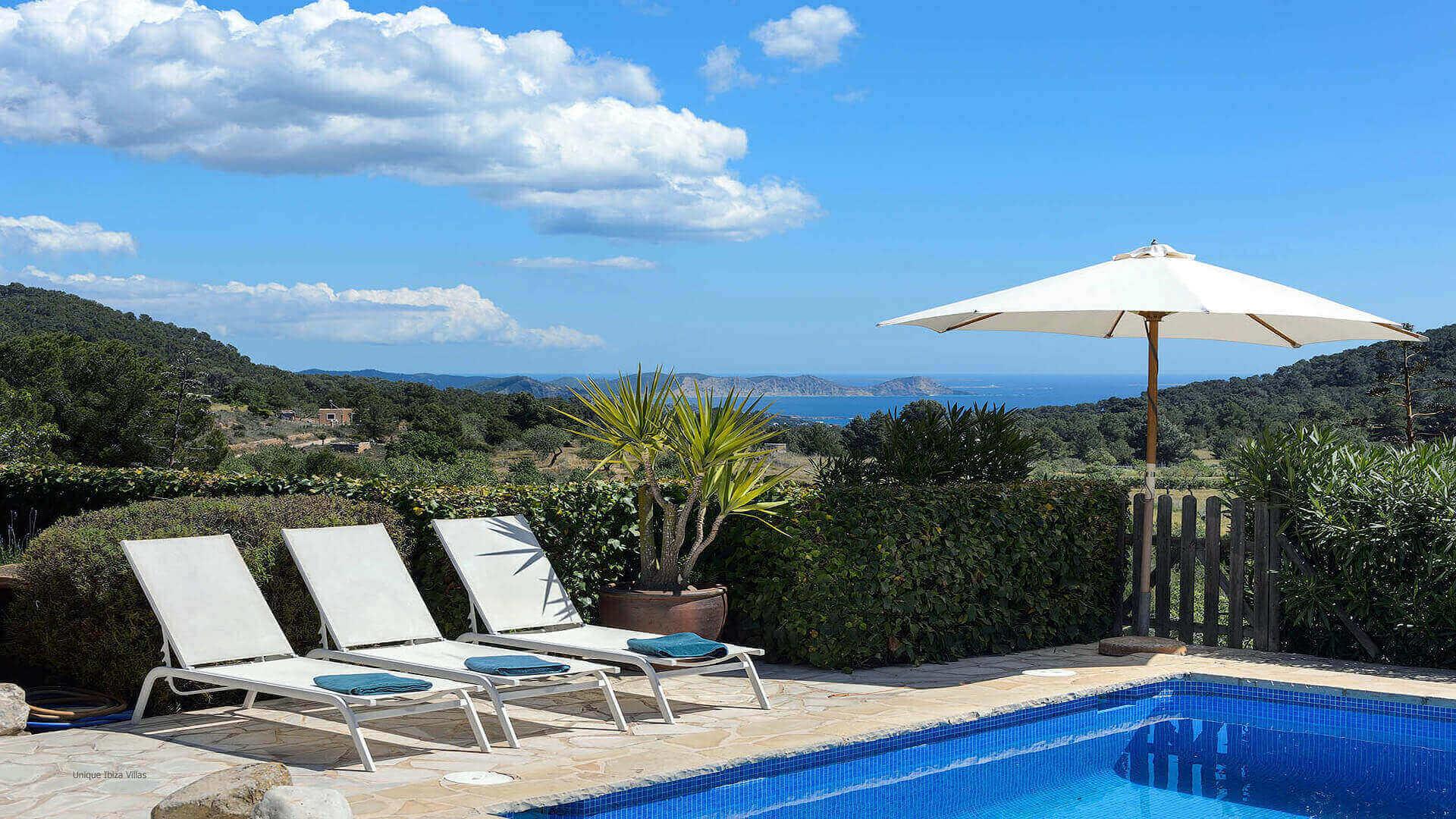Villa Romero I Ibiza 7 Near Es Cubells