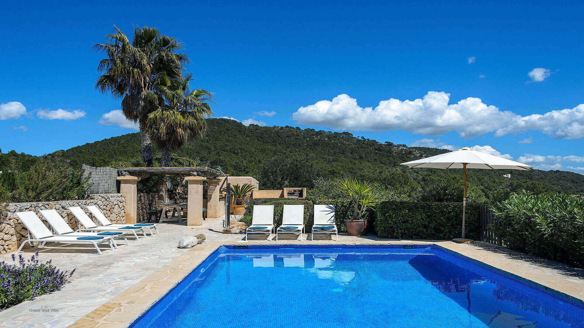 Villa Romero I Ibiza 8 Near Es Cubells