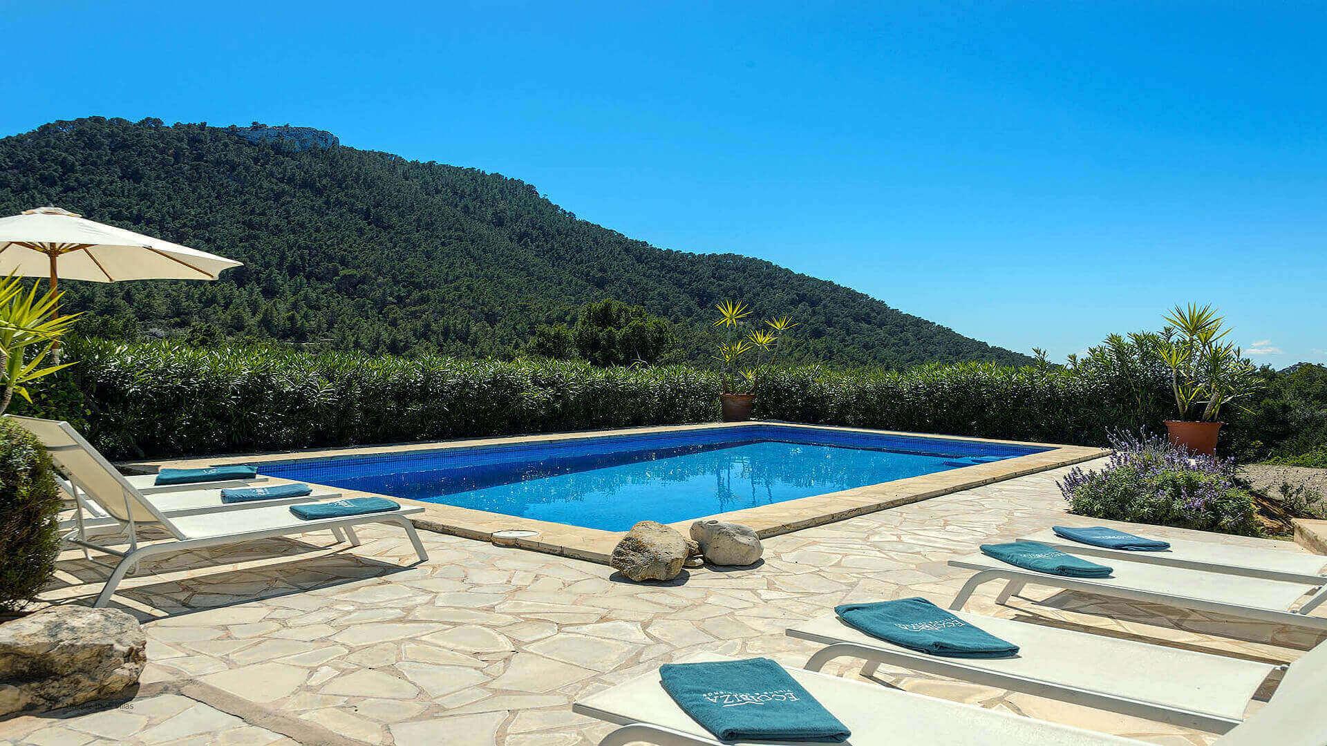 Villa Romero I Ibiza 9 Near Es Cubells