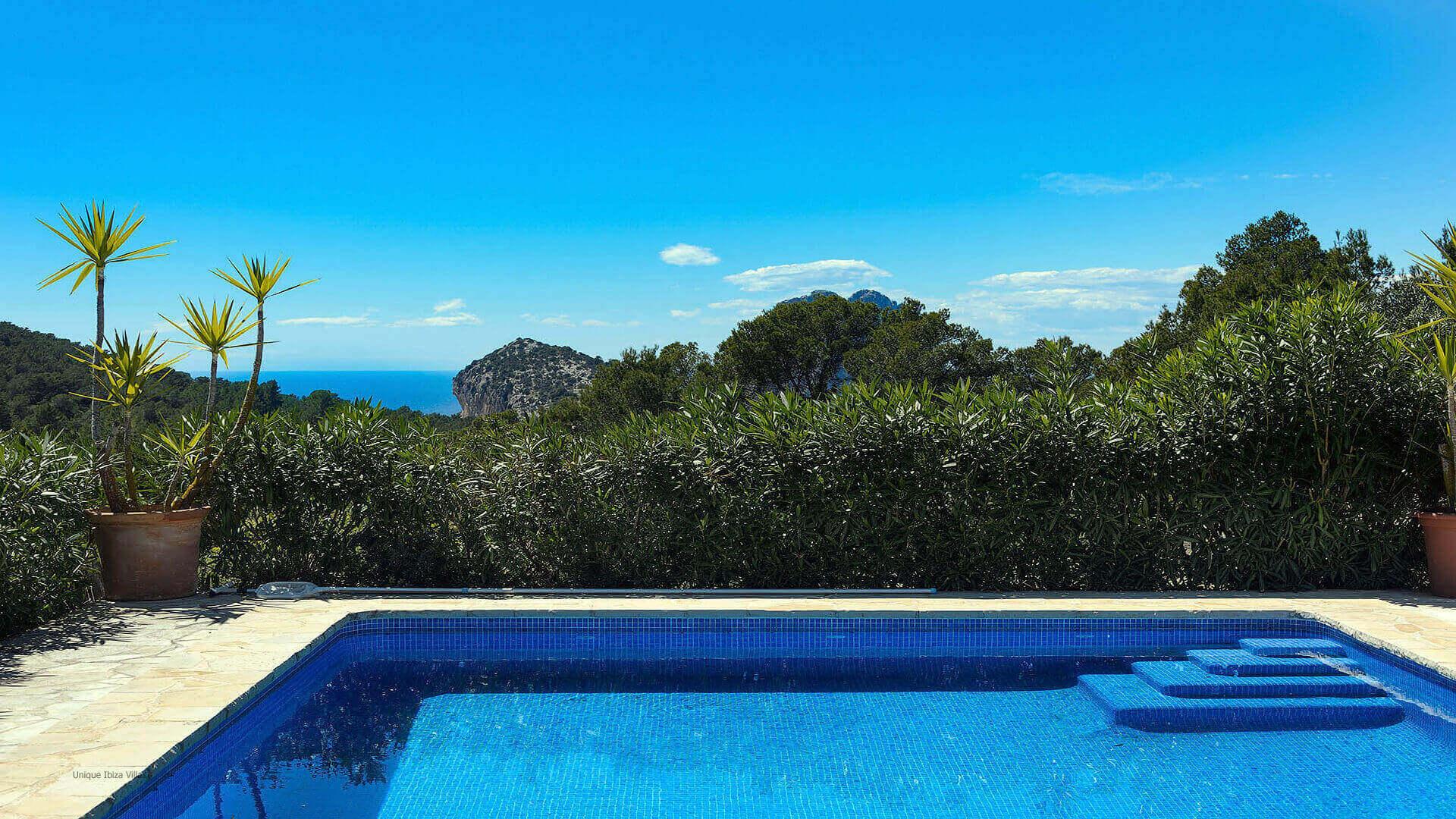 Villa Romero I Ibiza 10 Near Es Cubells