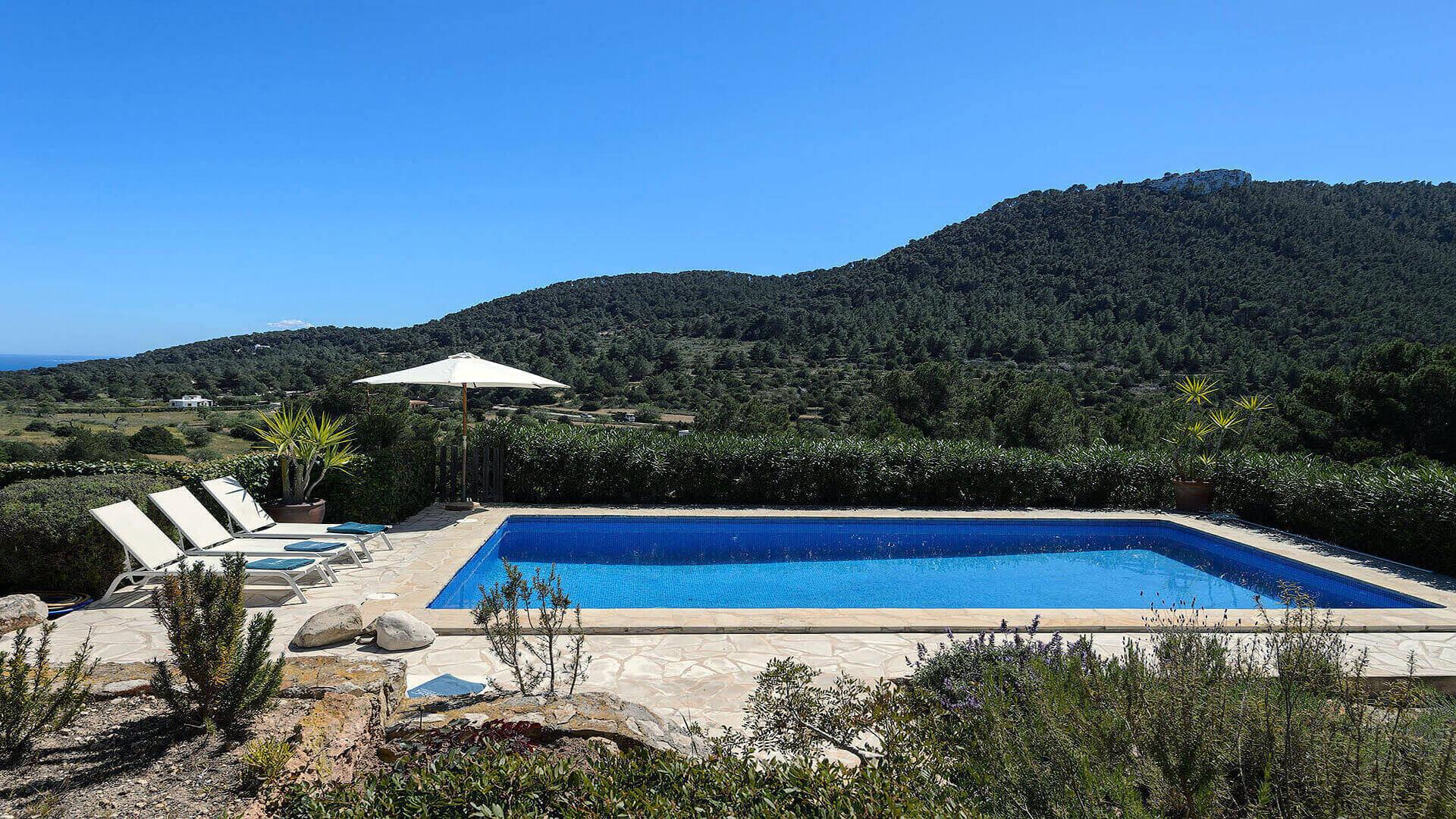 Villa Romero I Ibiza 11 Near Es Cubells