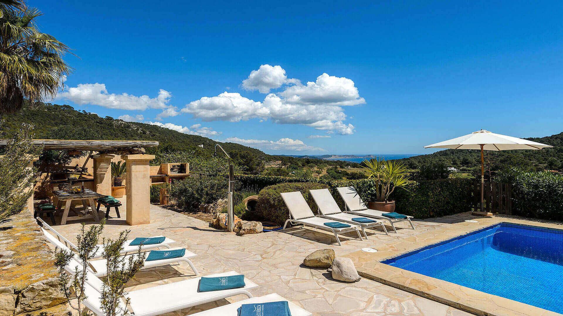 Villa Romero I Ibiza 13 Near Es Cubells