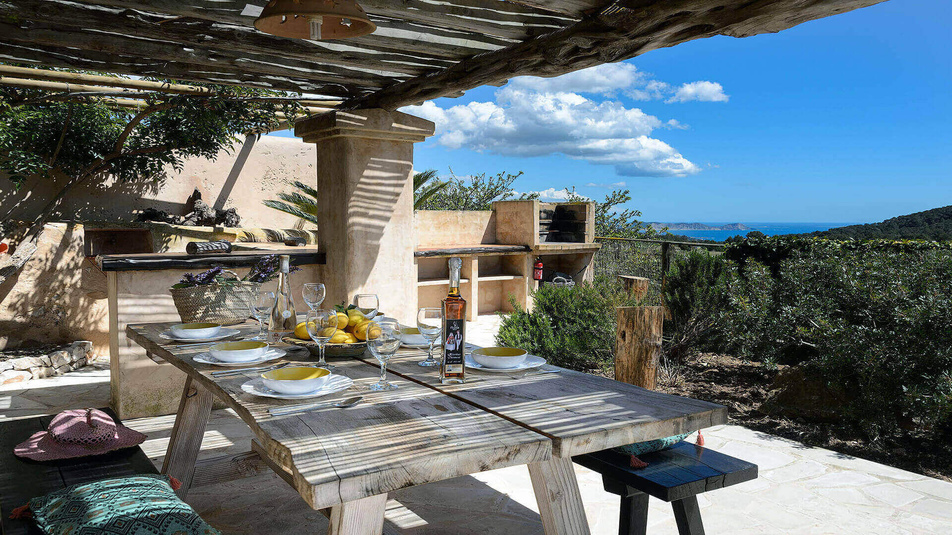 Villa Romero I Ibiza 16 Near Es Cubells