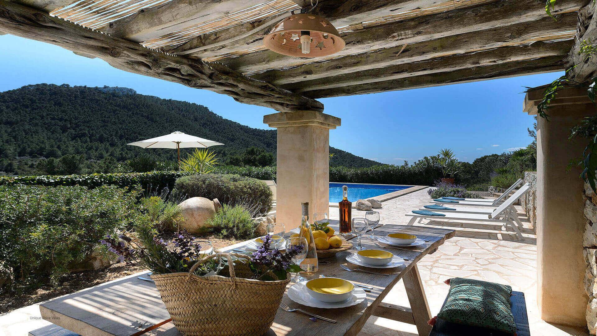 Villa Romero I Ibiza 18 Near Es Cubells